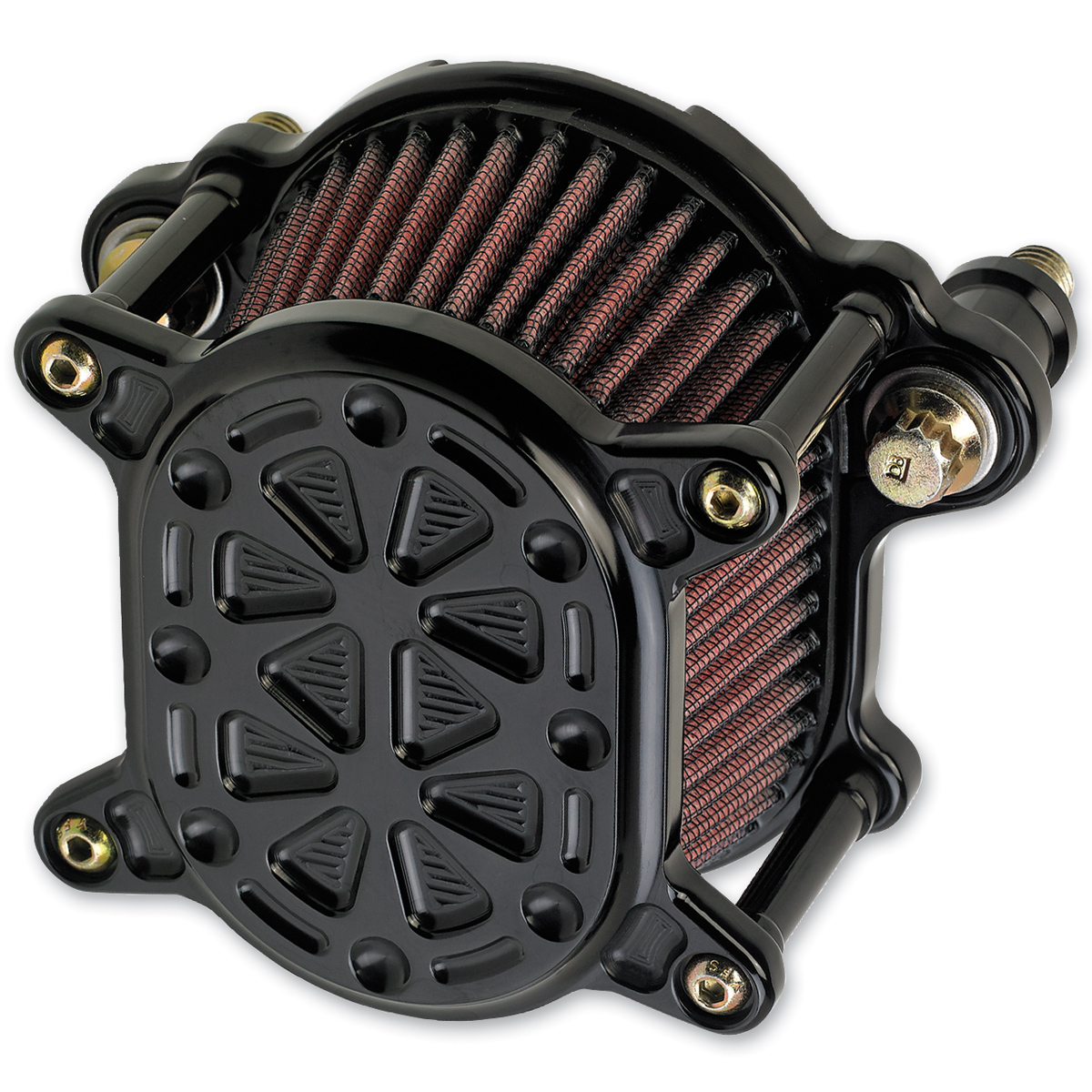 Joker Machine Omega Air Cleaner Techno Black