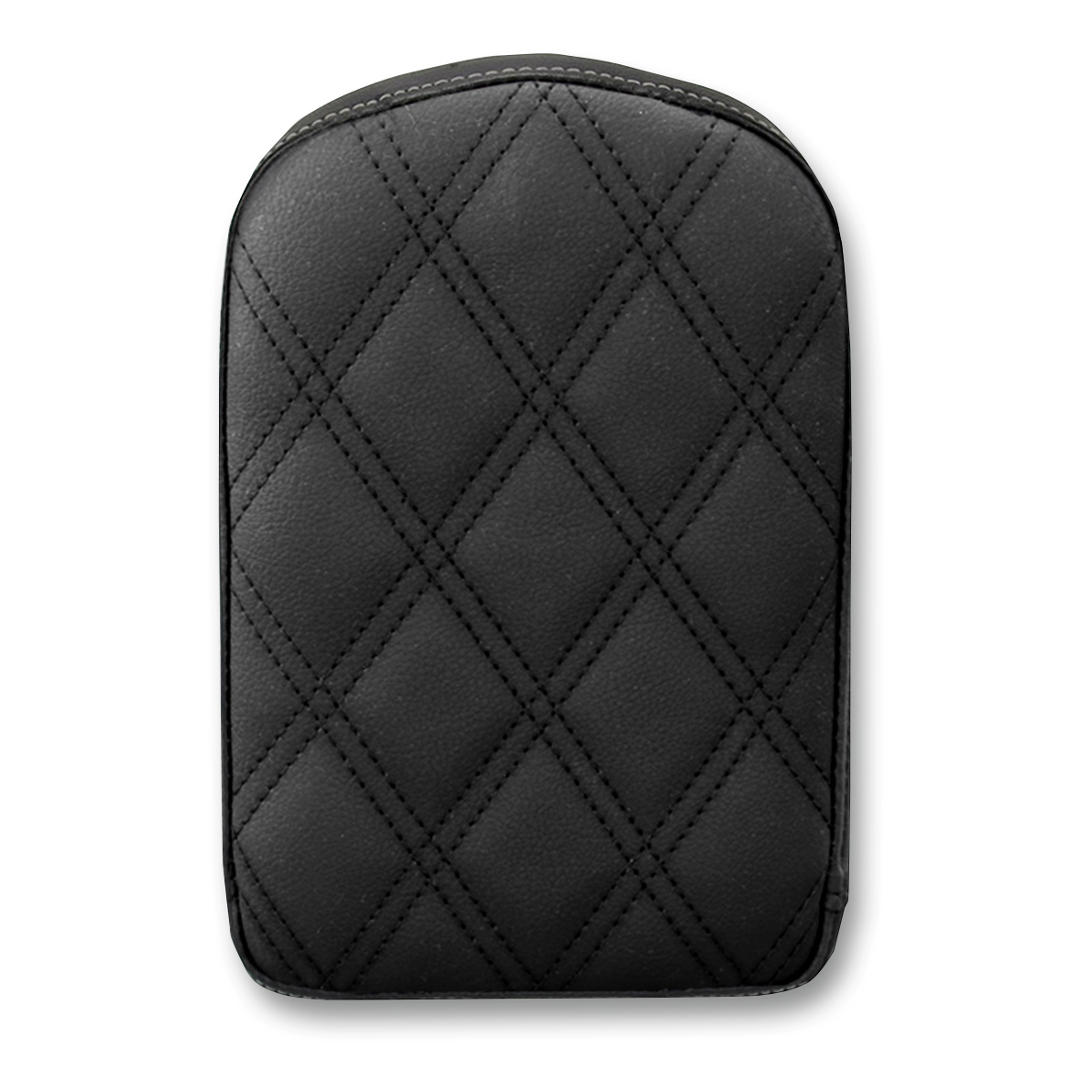 Saddlemen Sissy Bar Pad Black 7″ Diamond Stich