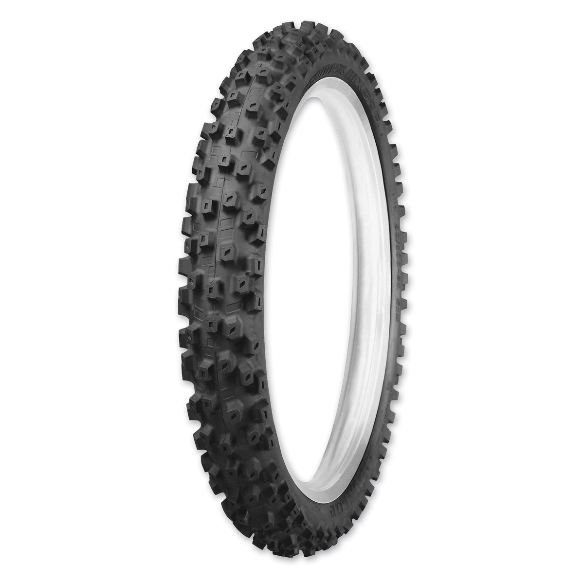 Dunlop MX52 70/100-17 I/T-H/T Front Tire