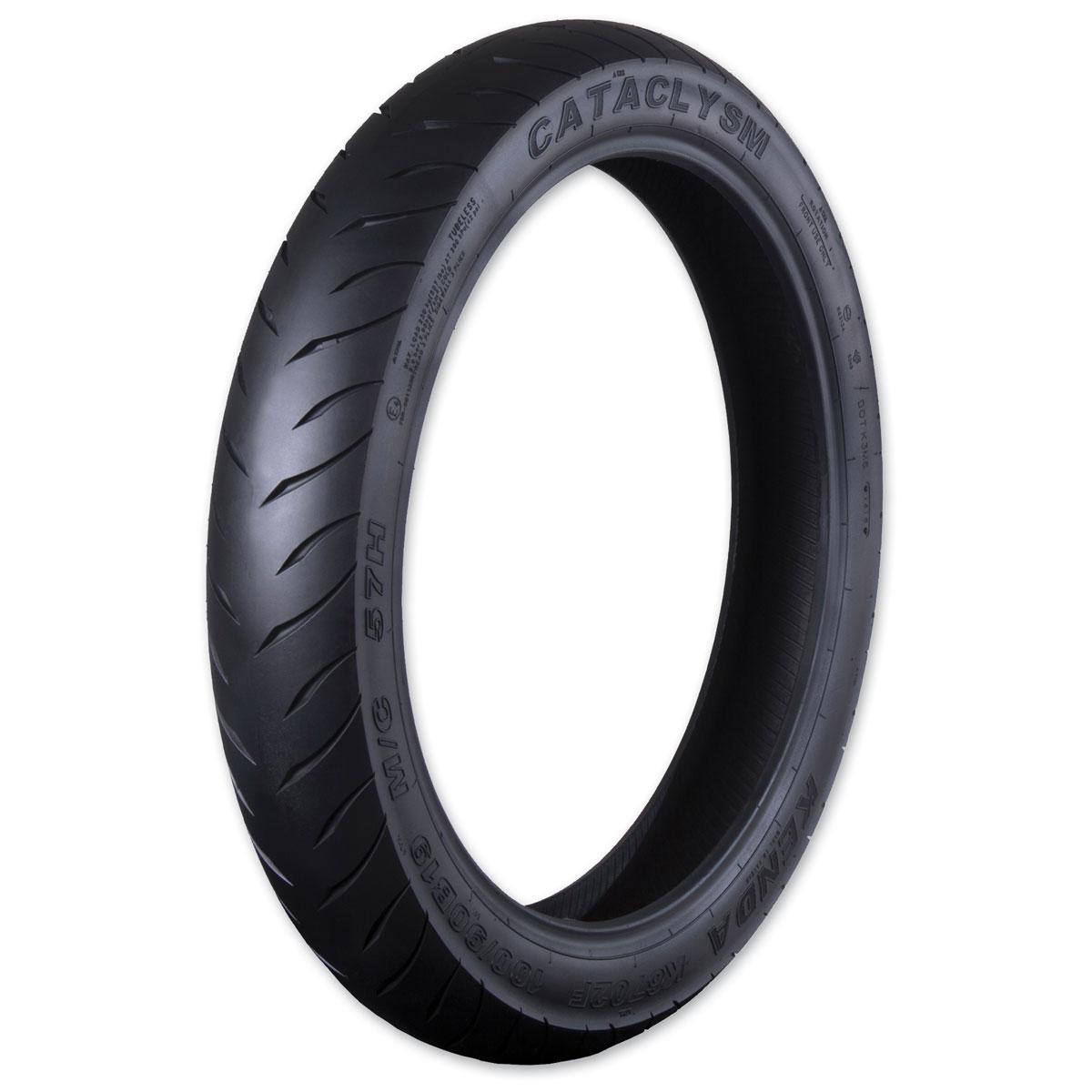 Kenda Tires K6702 Cataclysm 130/80B17 Front Tire