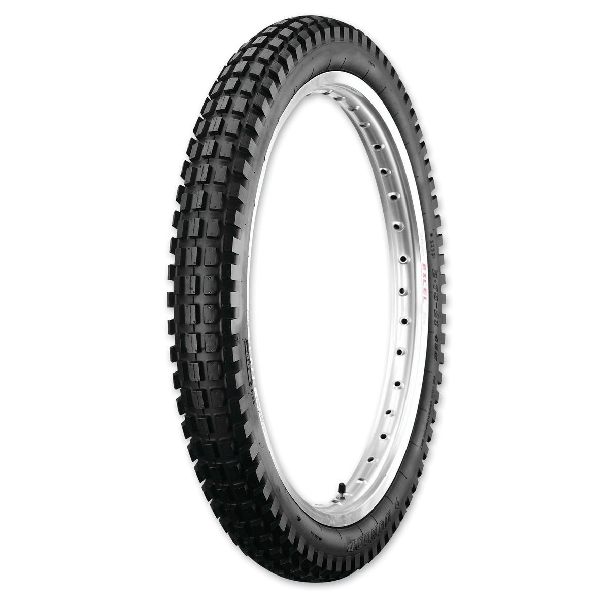 Dunlop D803GP 80/100-21 Trials Front Tire