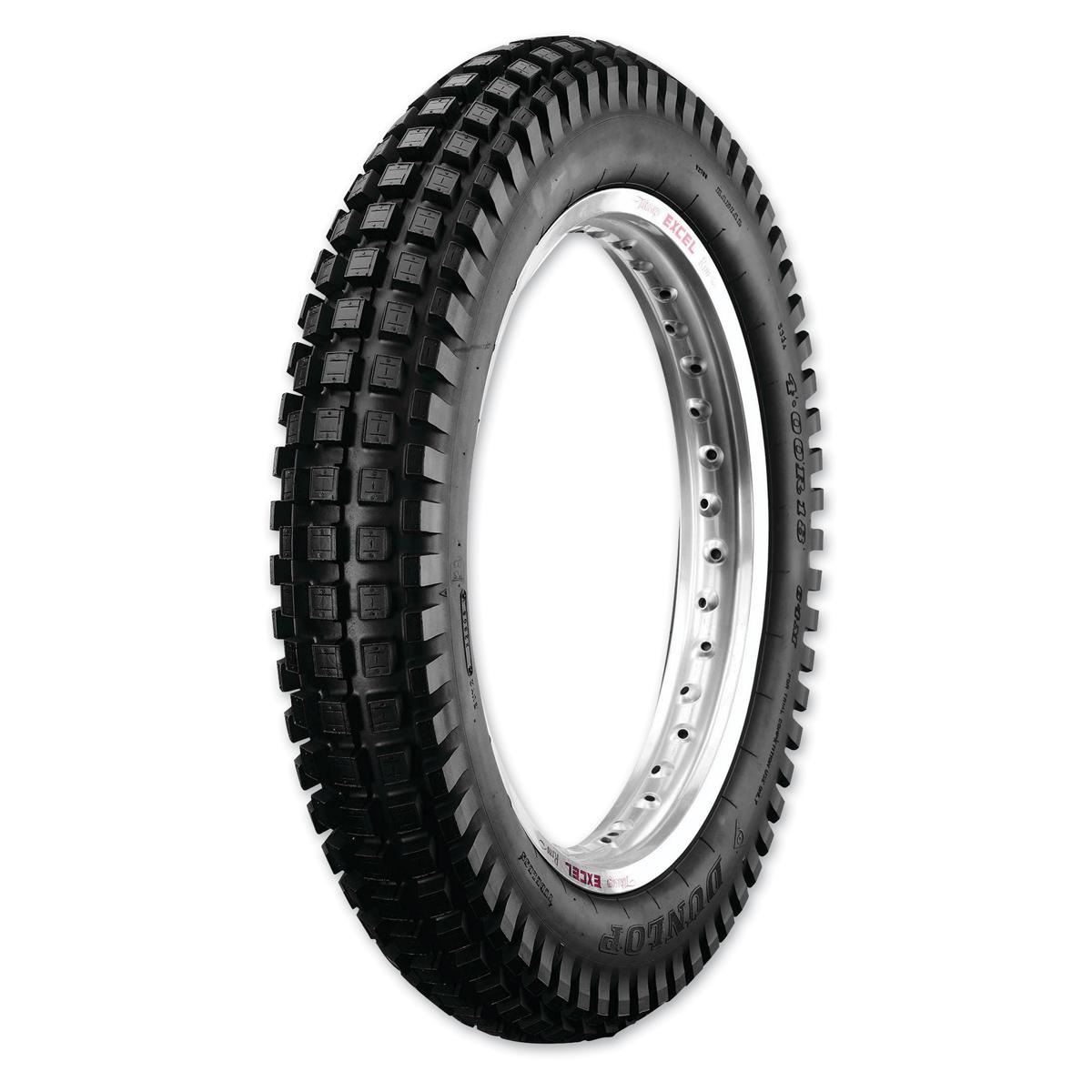 Dunlop D803GP 120/100R18 Trials Rear Tire