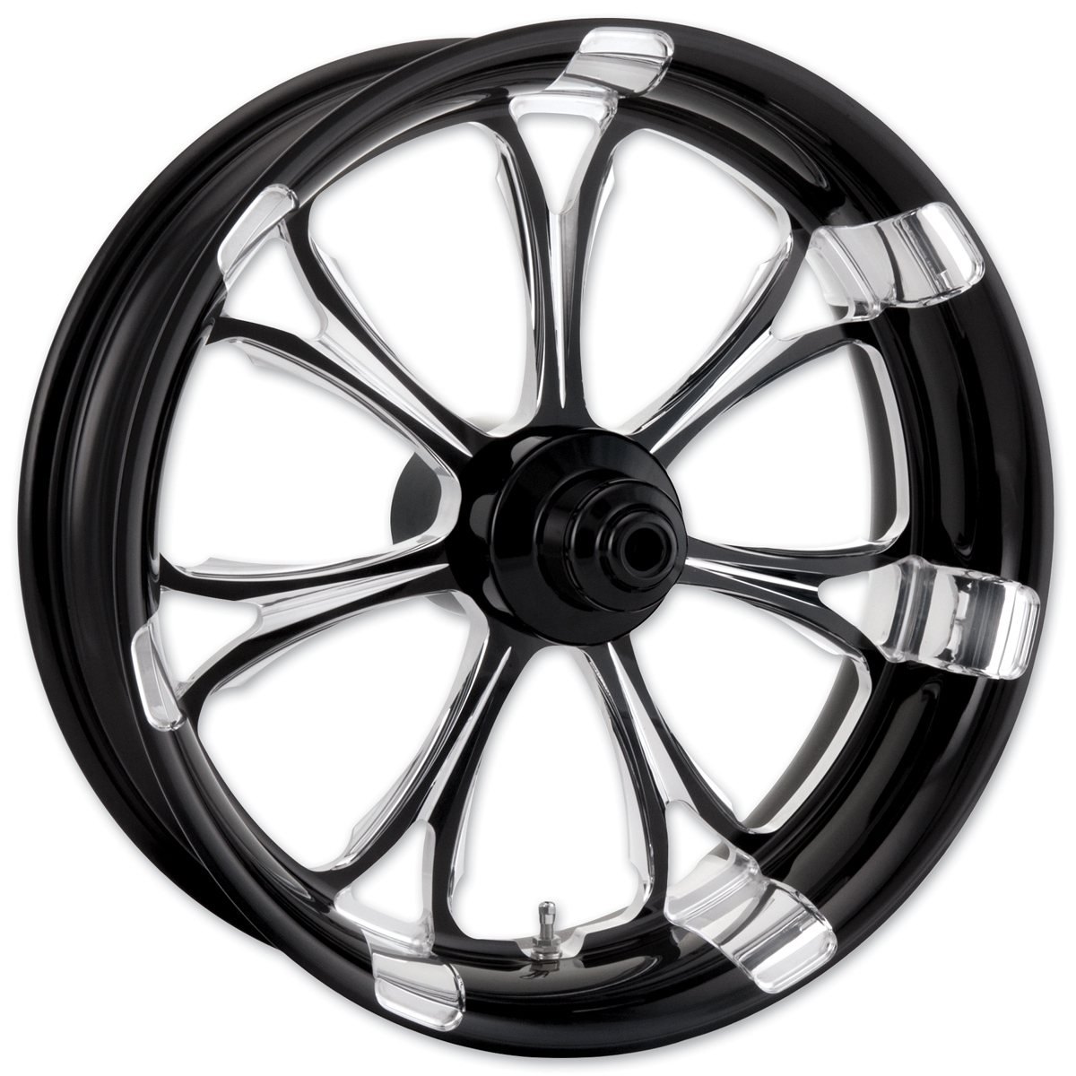 Performance Machine Paramount Chrome Rear Wheel, 18
