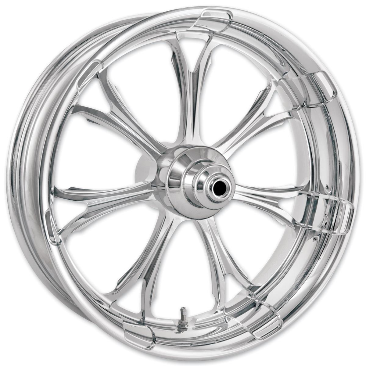 Performance Machine Paramount Chrome Front Wheel 23x3.5 Non-ABS