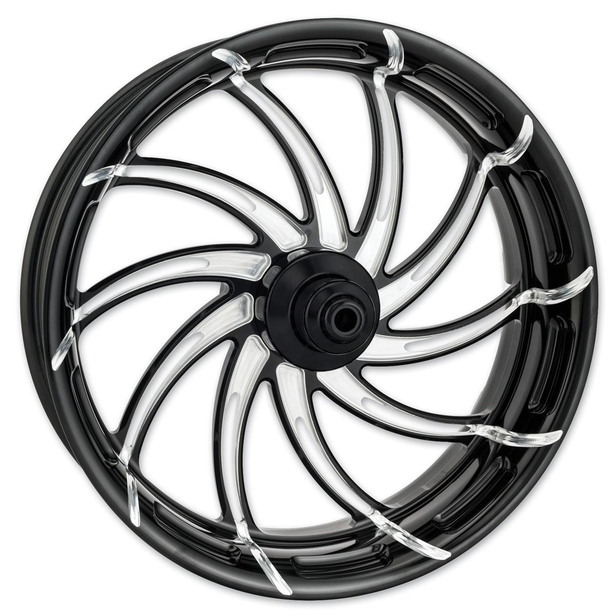 Performance Machine Supra Platinum Cut Front Wheel 18x3.5