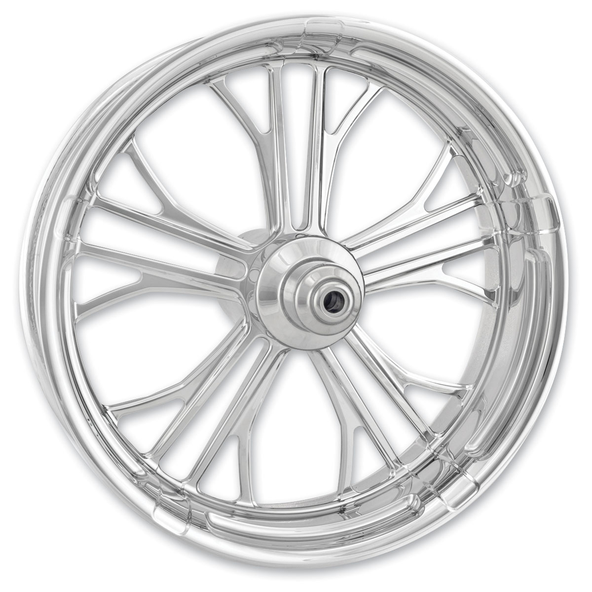Performance Machine Dixon Chrome Rear Wheel 18x5.5