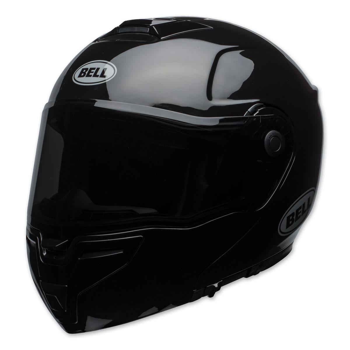 Bell SRT Gloss Black Modular Helmet