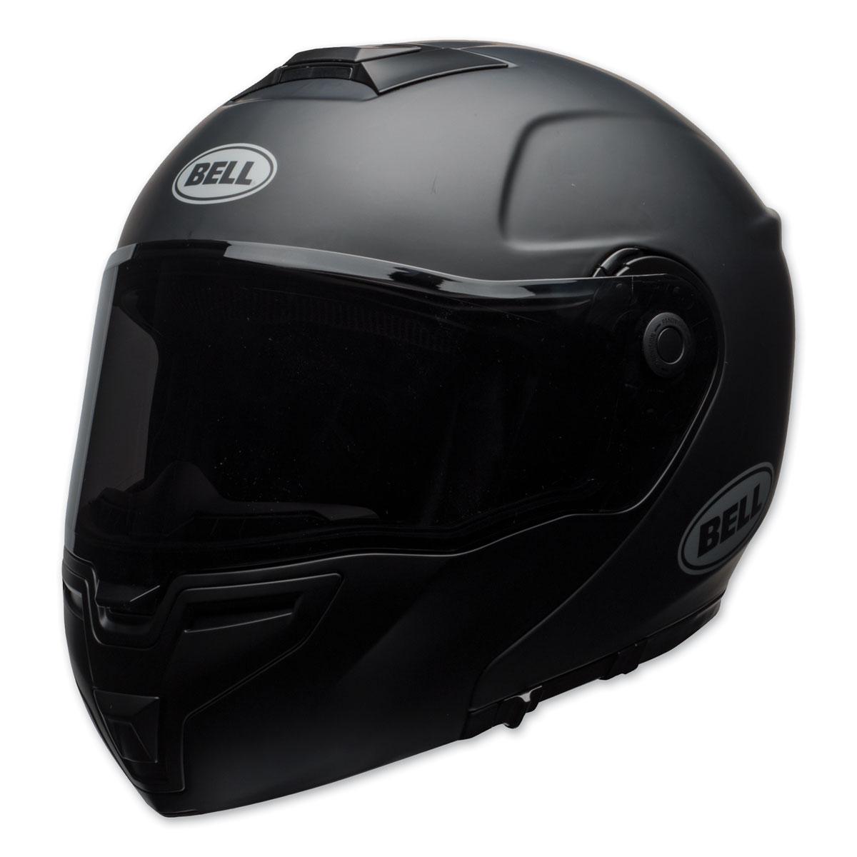 Bell SRT Matte Black Modular Helmet