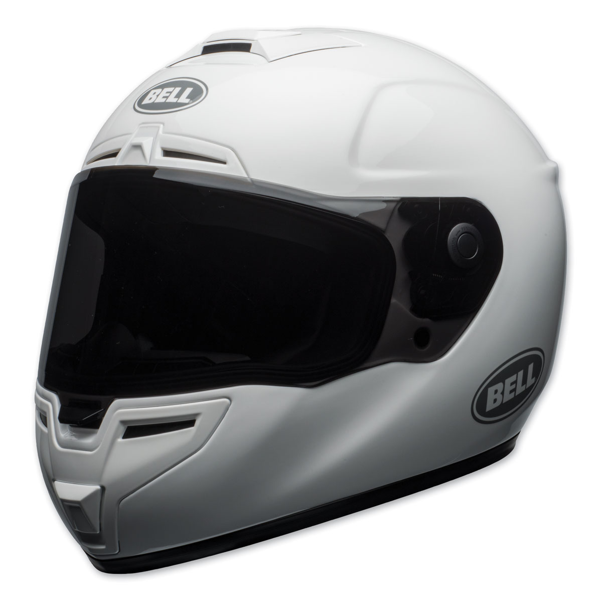 Bell SRT Gloss White Full Face Helmet
