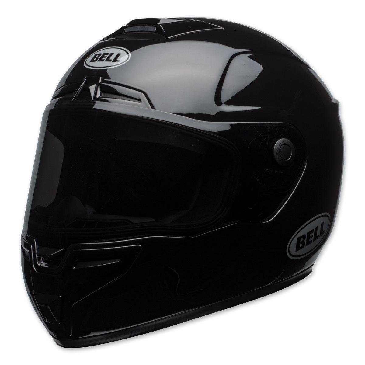 Bell SRT Gloss Black Full Face Helmet