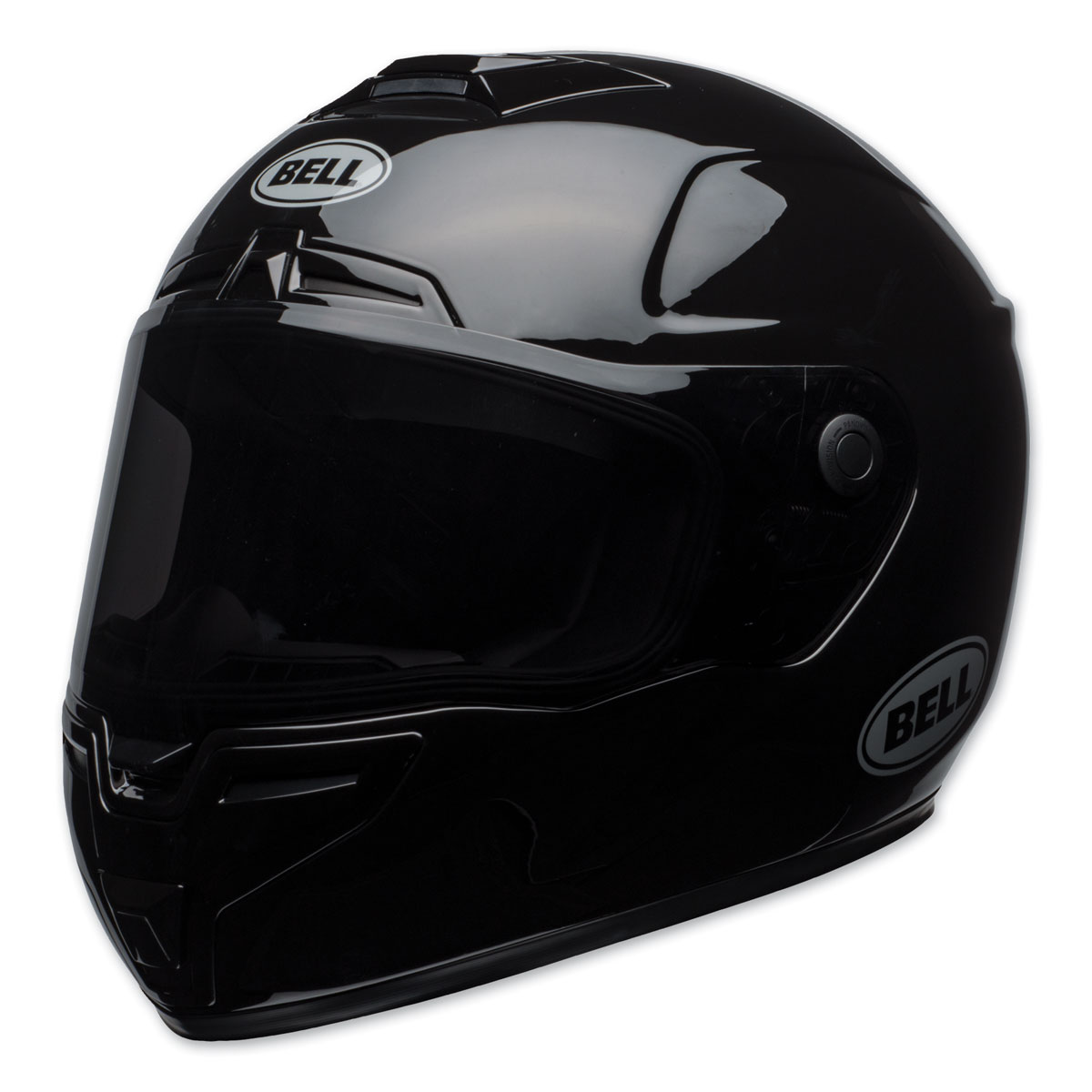 Bell SRT Gloss Black Full Face Helmet