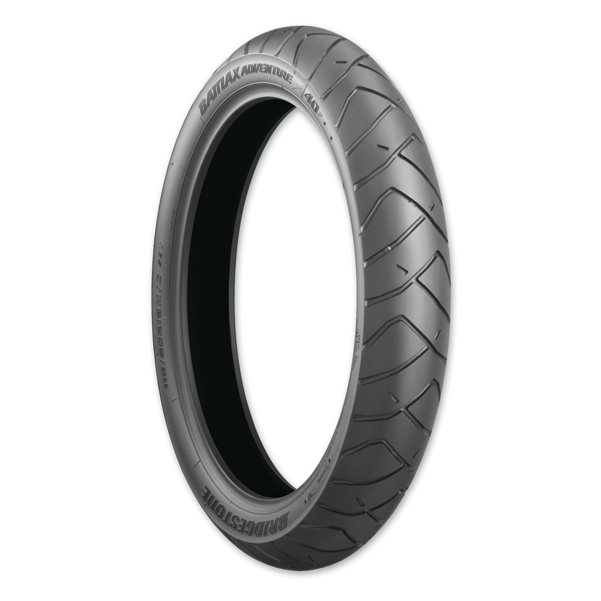 Bridgestone A40 120/70R19 Front Tire