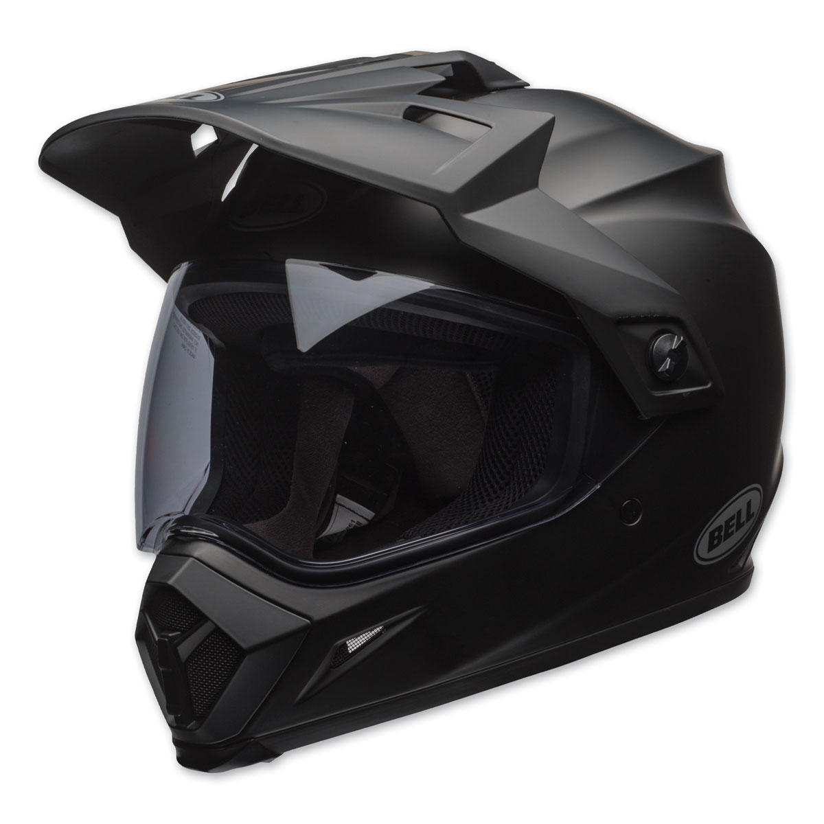 Bell MX-9 Adventure MIPS Gloss Black Dual Sport Helmet