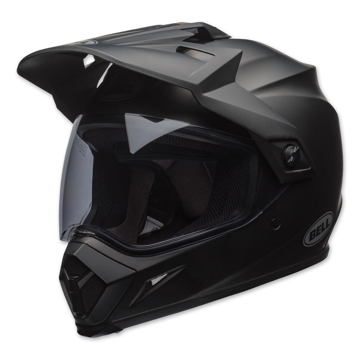 Bell MX-9 Adventure MIPS Gloss Black Full Face Helmet