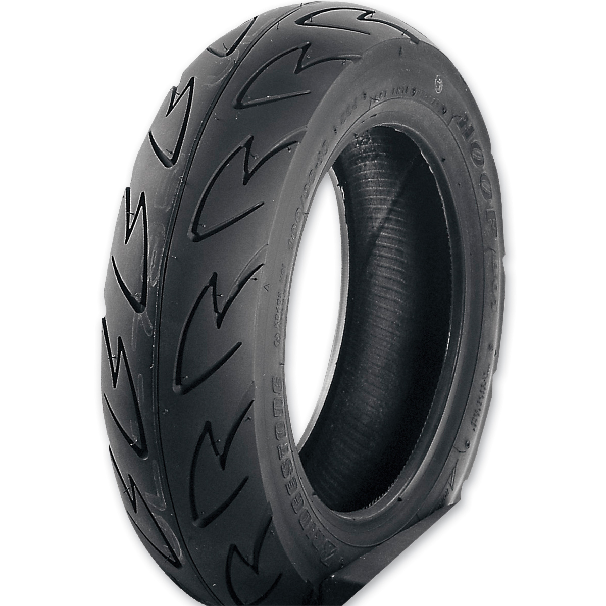 Bridgestone B02 HOOP 130/70-12 Rear Tire