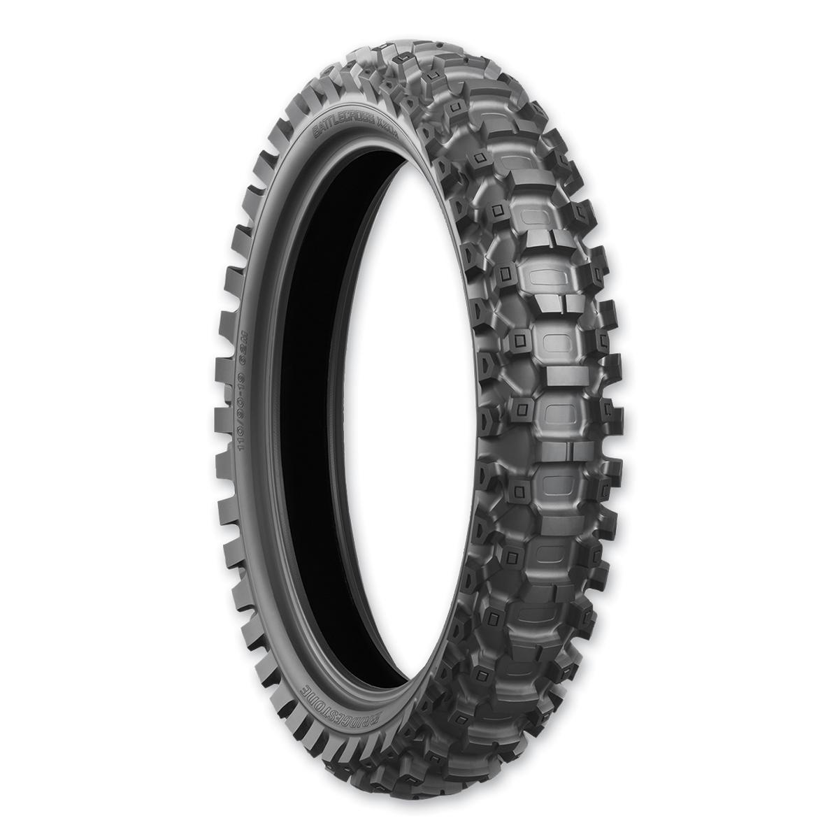 Bridgestone Battlecross X20 110/100-18 S/T Rear Tire