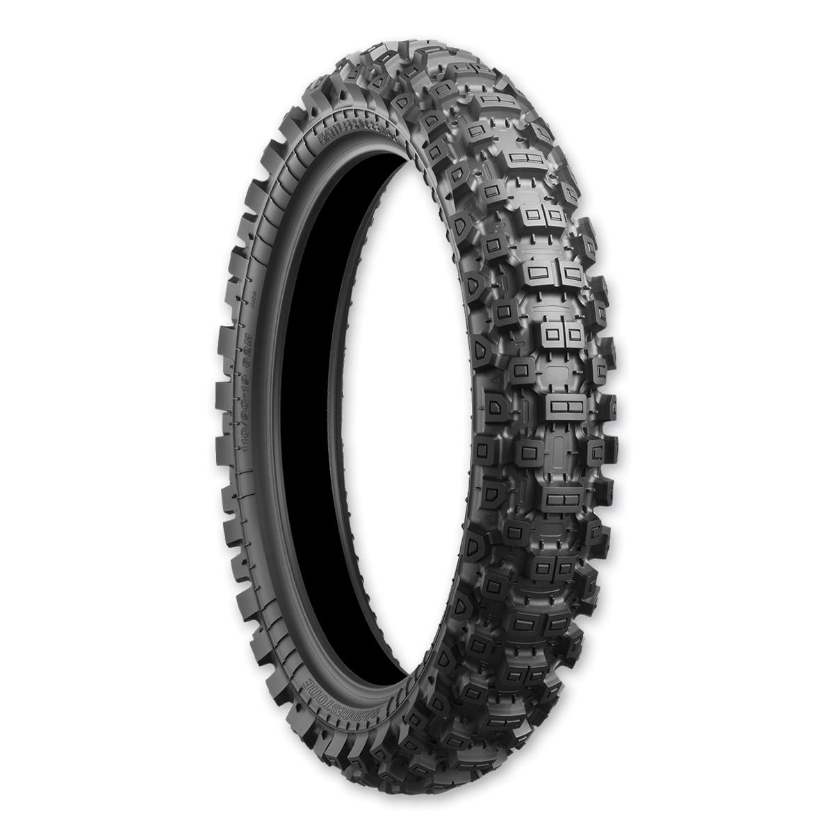Bridgestone Battlecross X40 110/90-19 H/T Rear Tire