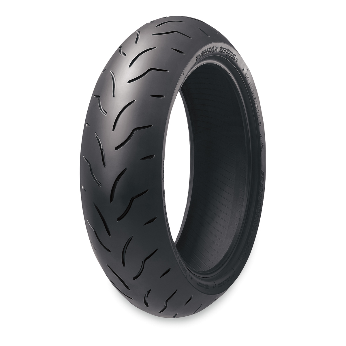 Bridgestone BT016 PRO 120/70ZR17 Front Tire