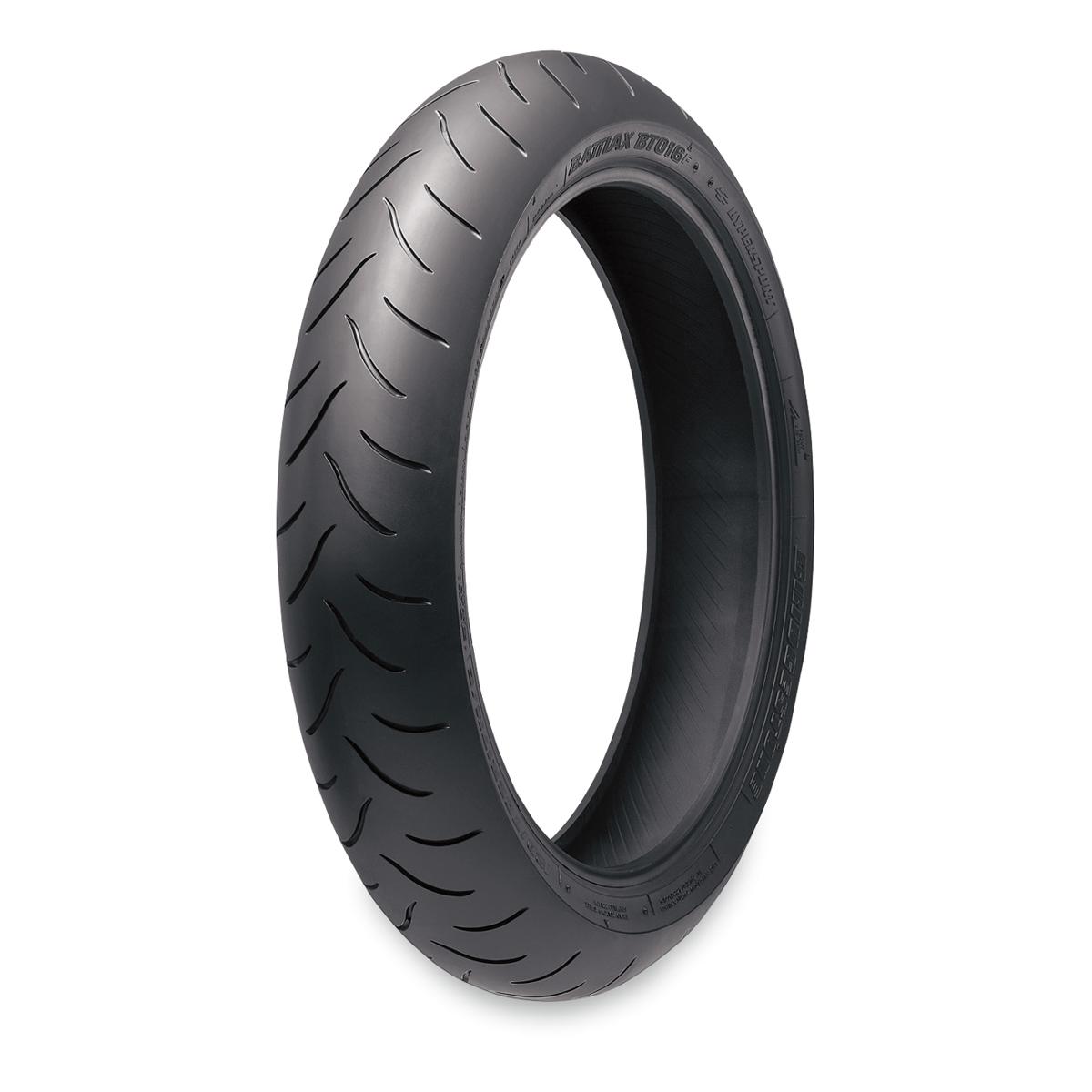 Bridgestone BT016-AA 120/70ZR17 Front Tire