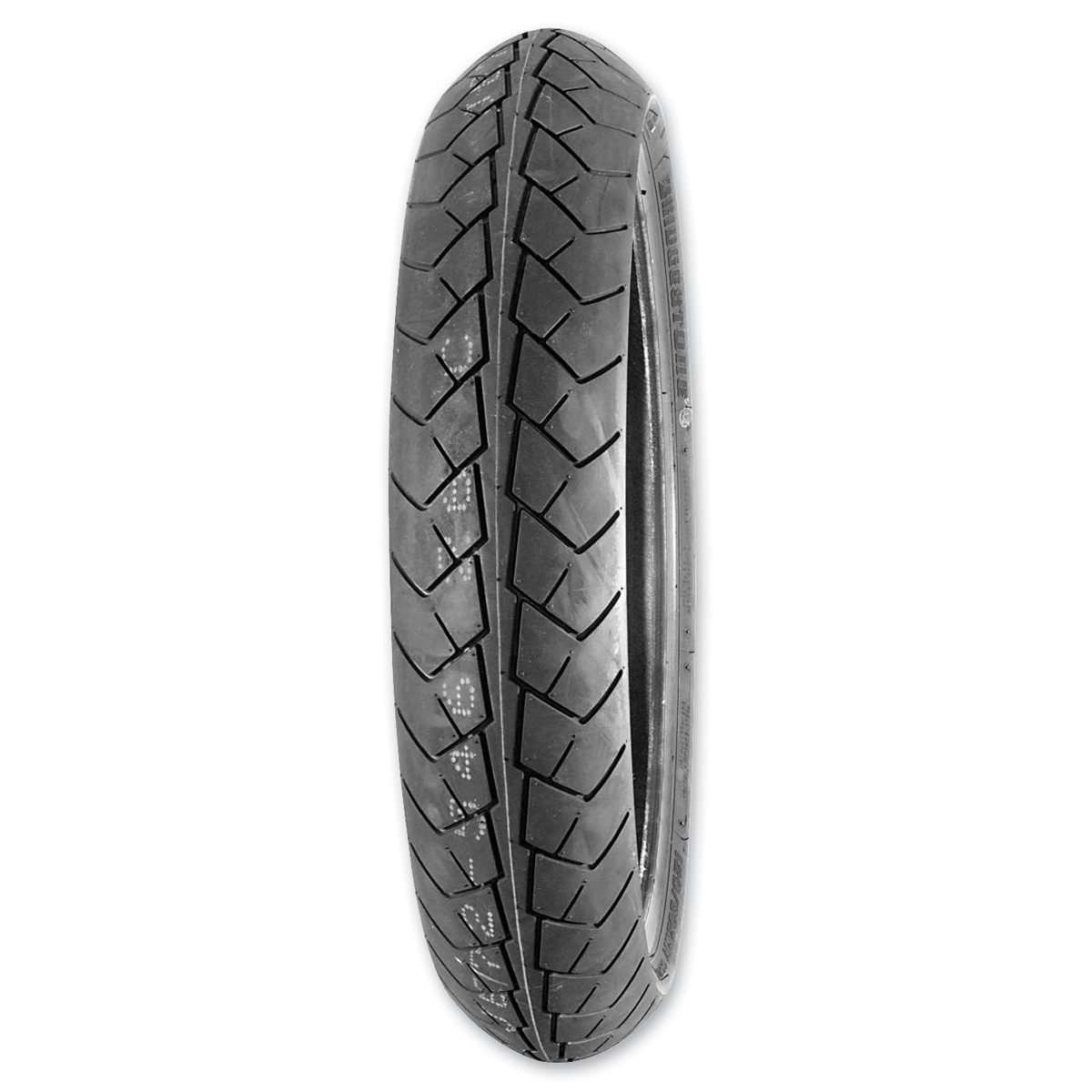 Bridgestone BT020-M 120/70B17 Front Tire