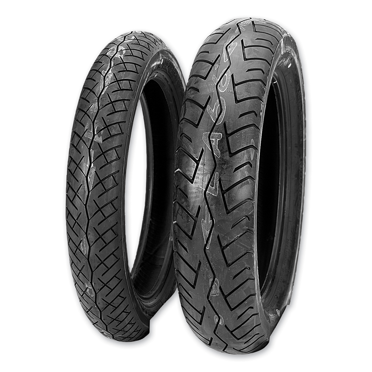 Bridgestone BT45F 110/70-17 Front Tire