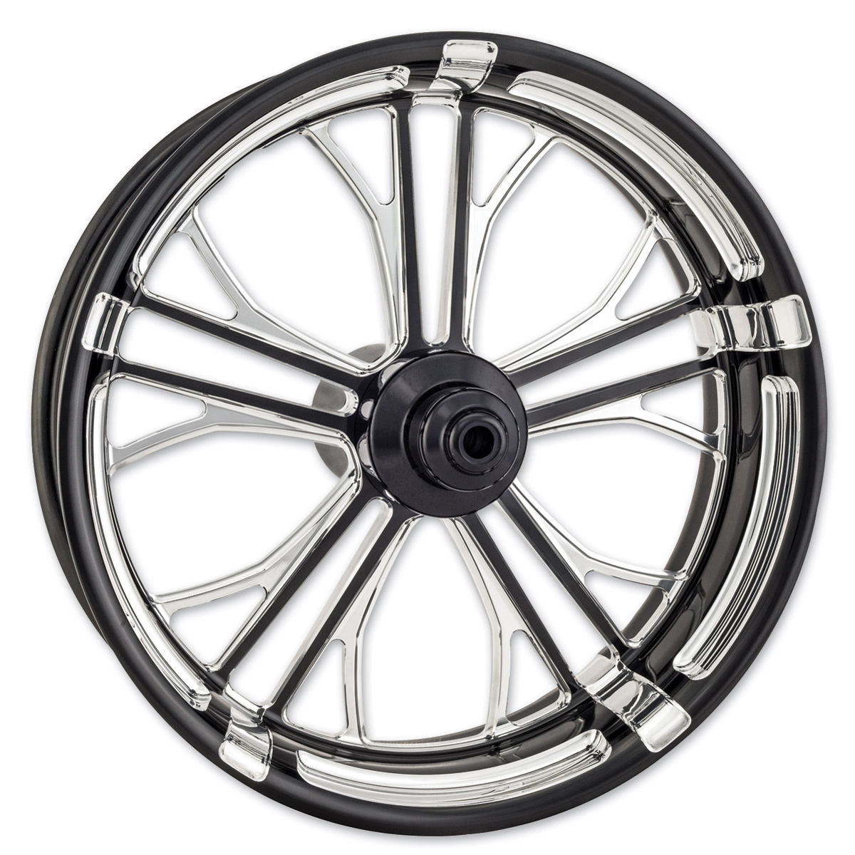 Performance Machine Dixon Platinum Cut Front Wheel 21x3.5 Non-ABS
