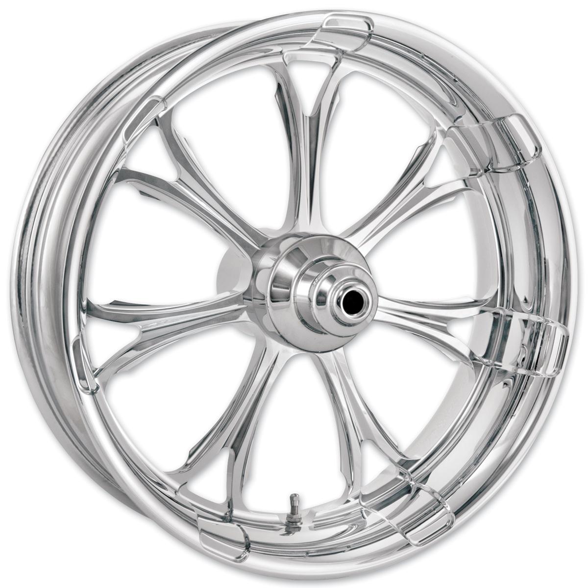 Performance Machine Paramount Chrome Front Wheel 21x3.5 ABS