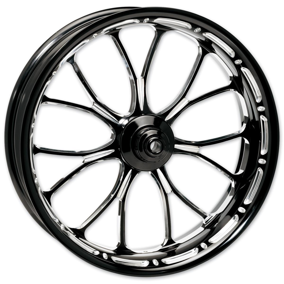 Performance Machine Heathen Platinum Cut Rear Wheel 17x17.6 ABS