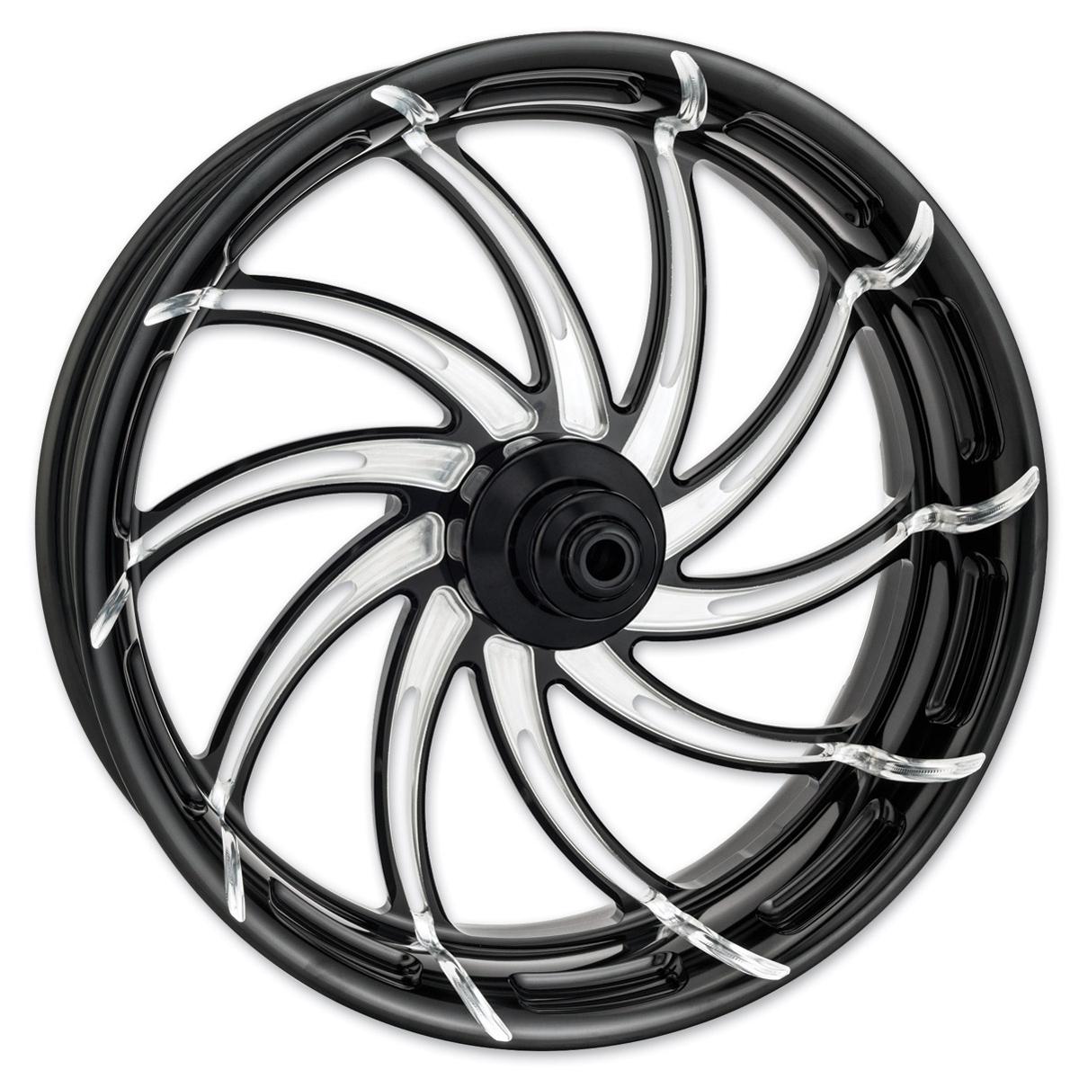 Performance Machine Supra Platinum Cut Rear Wheel 17x6 Non-ABS