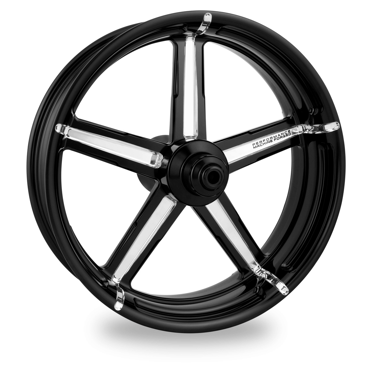 Performance Machine Formula Platinum Cut Rear Wheel 18x5.5 ABS