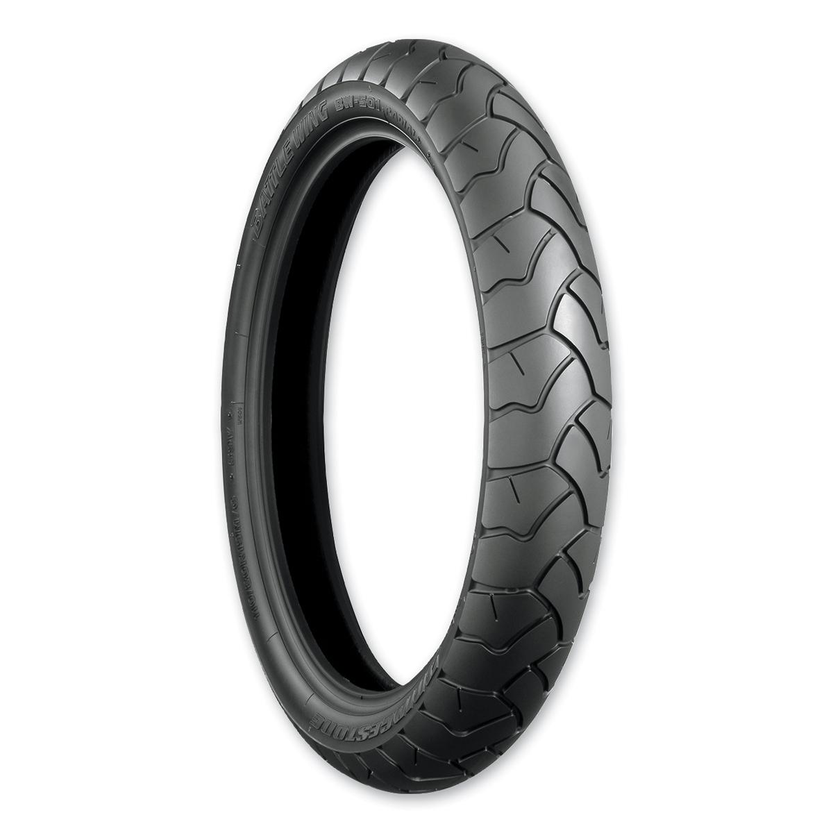 Bridgestone BW501-F 110/80R19 Front Tire