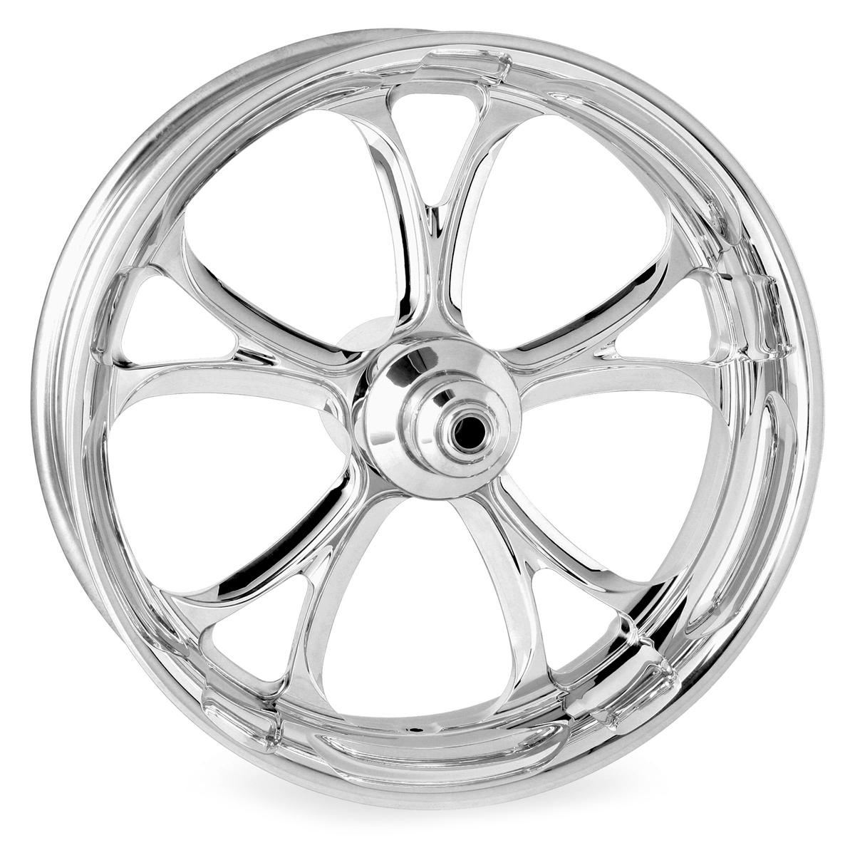Performance Machine Luxe Chrome Rear Wheel 15x5.5