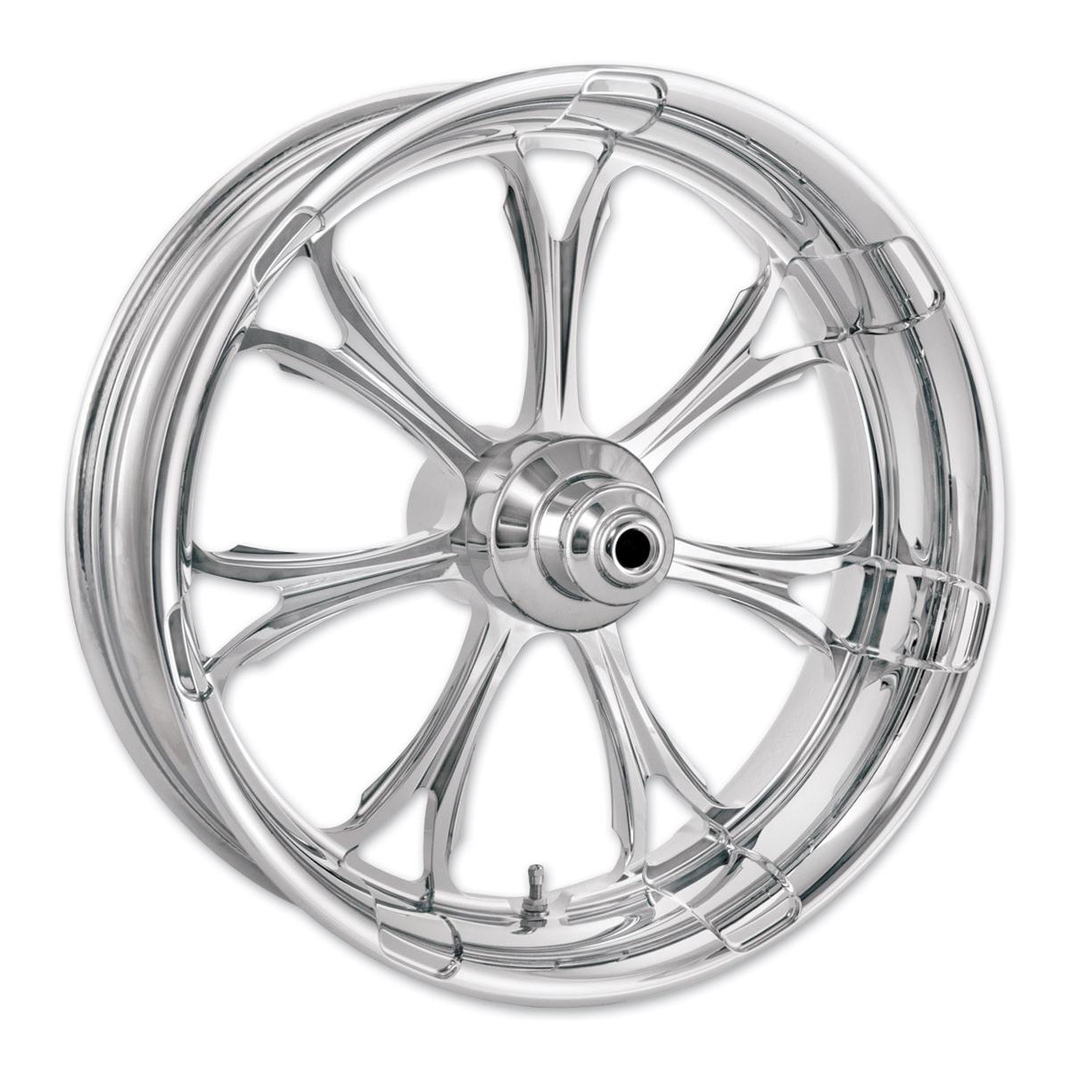 Performance Machine Paramount Chrome Rear Wheel 18x5.5