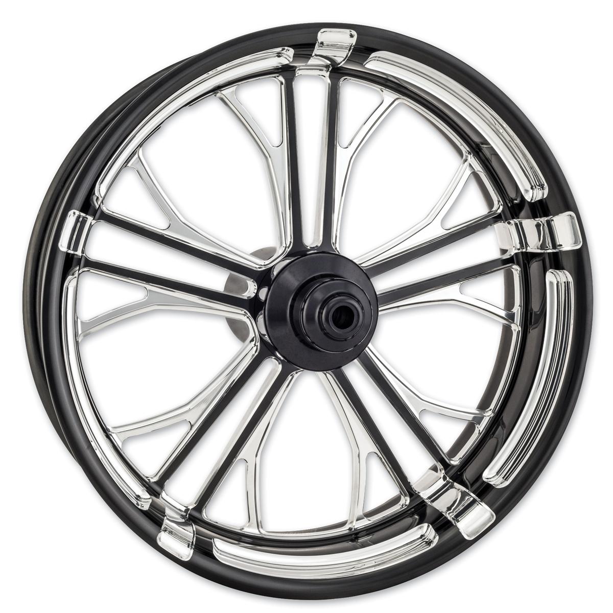 Performance Machine Dixon Platinum Cut Rear Wheel 17x6 ABS
