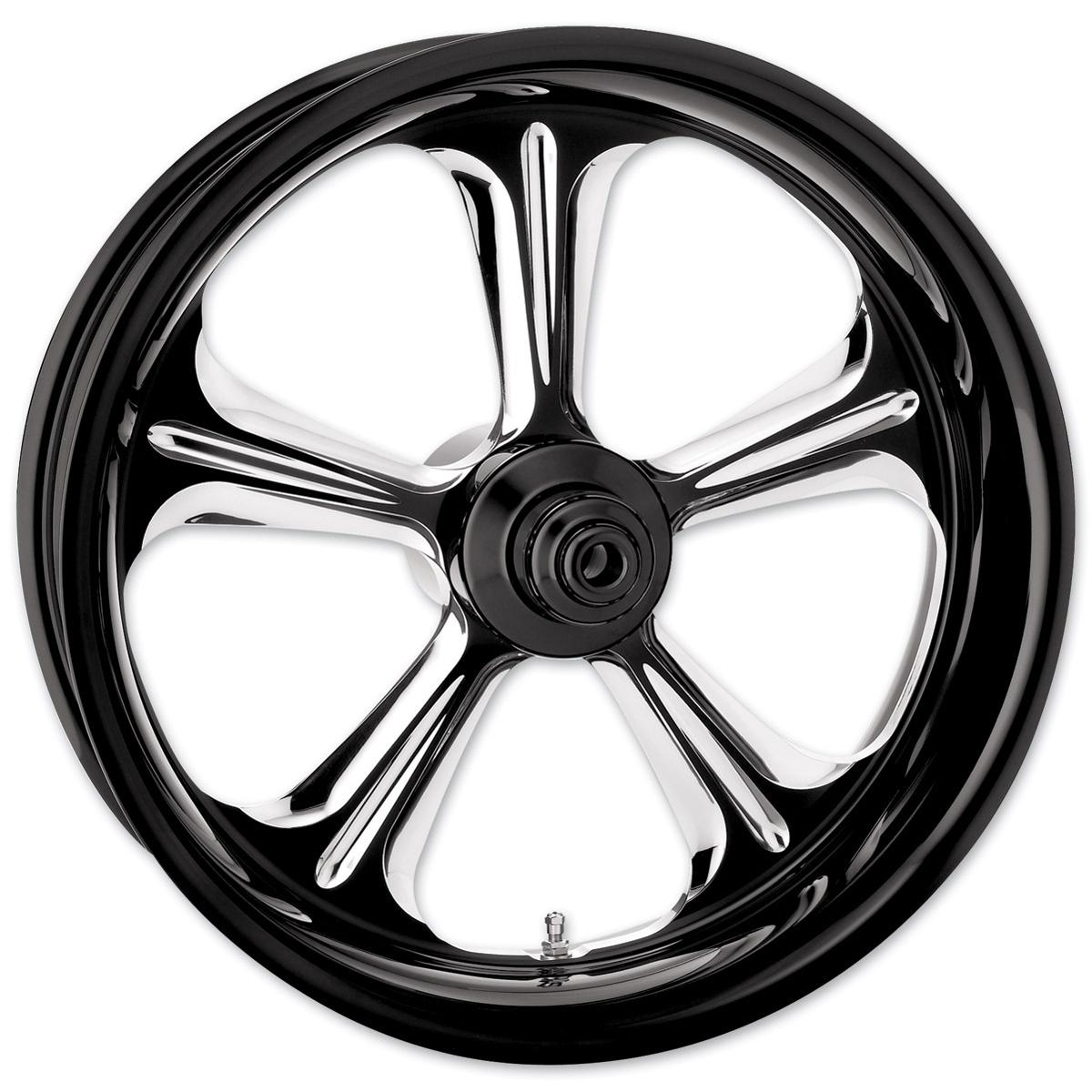Performance Machine Wrath Platinum Cut Rear Wheel 17x6 ABS
