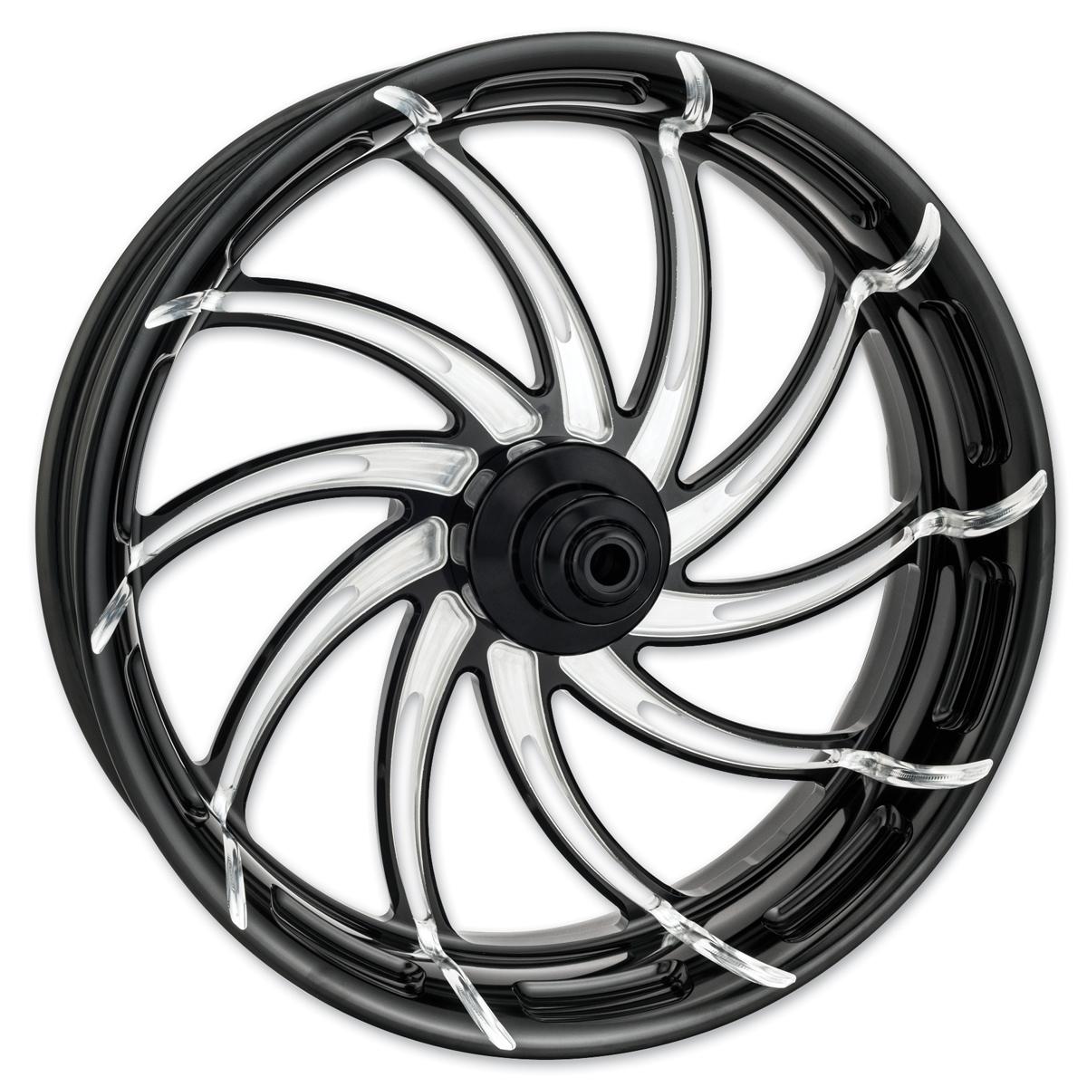 Performance Machine Supra Platinum Cut Front Wheel, 21