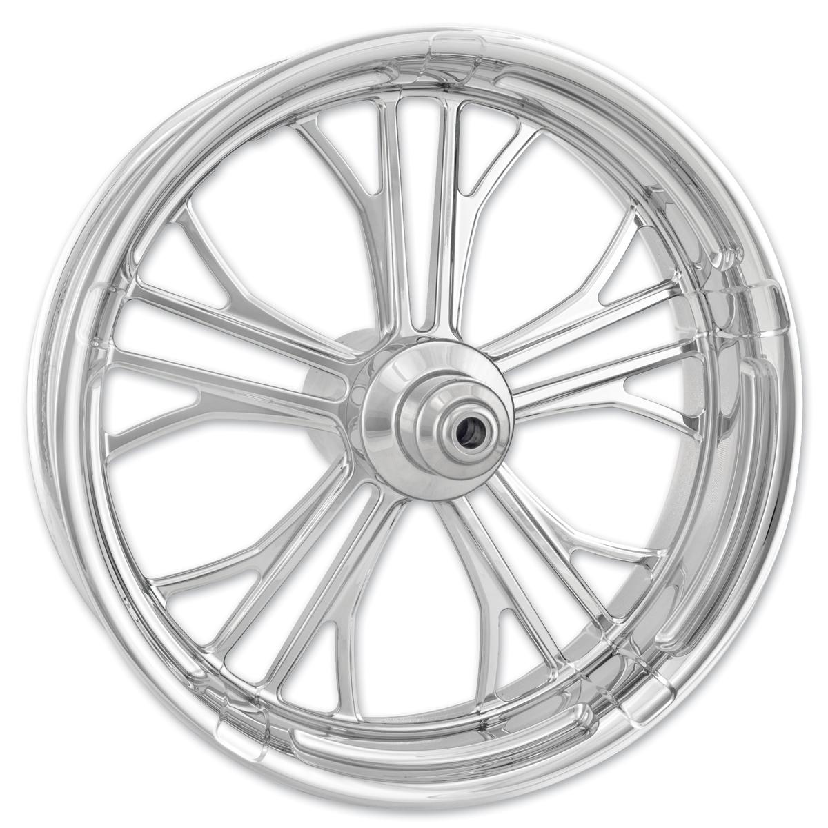 Performance Machine Dixon Chrome Front Wheel, 21