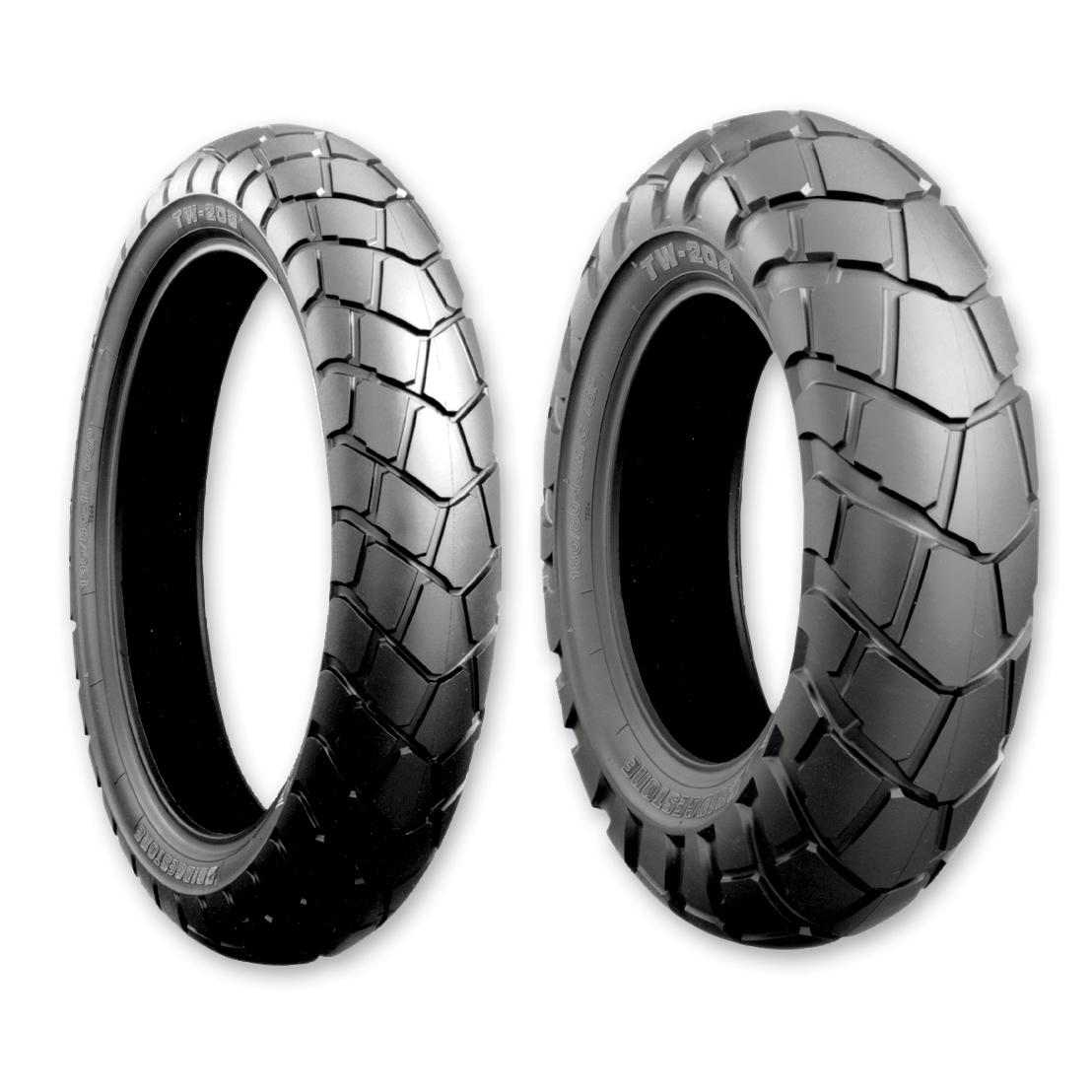 Bridgestone TW203 130/80-18 Front Tire