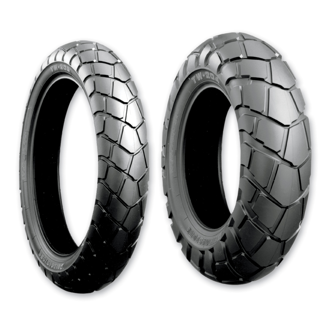 Bridgestone TW204 180/80-14 Rear Tire