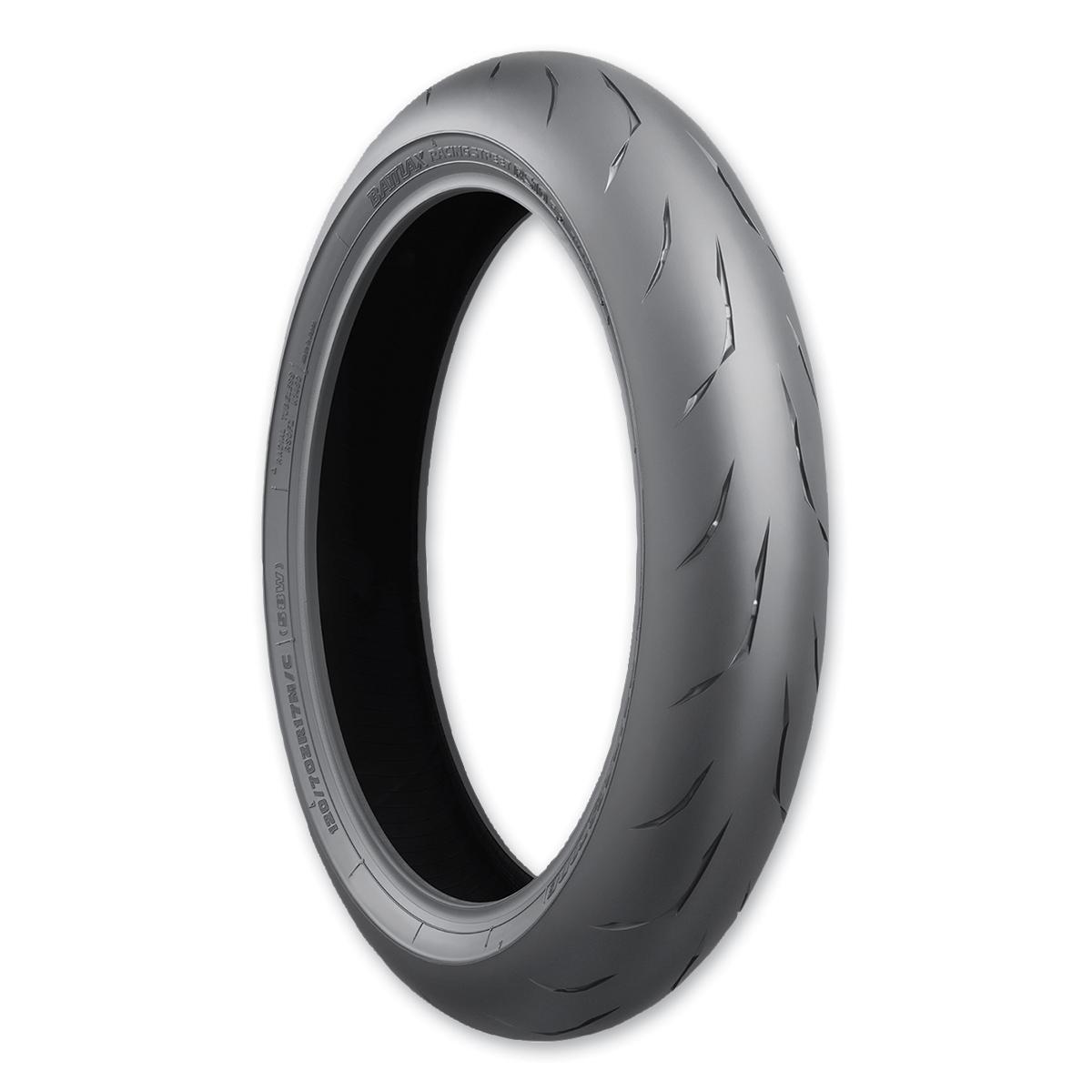 Bridgestone Battlax RS10-E 120/70ZR17 Front Tire