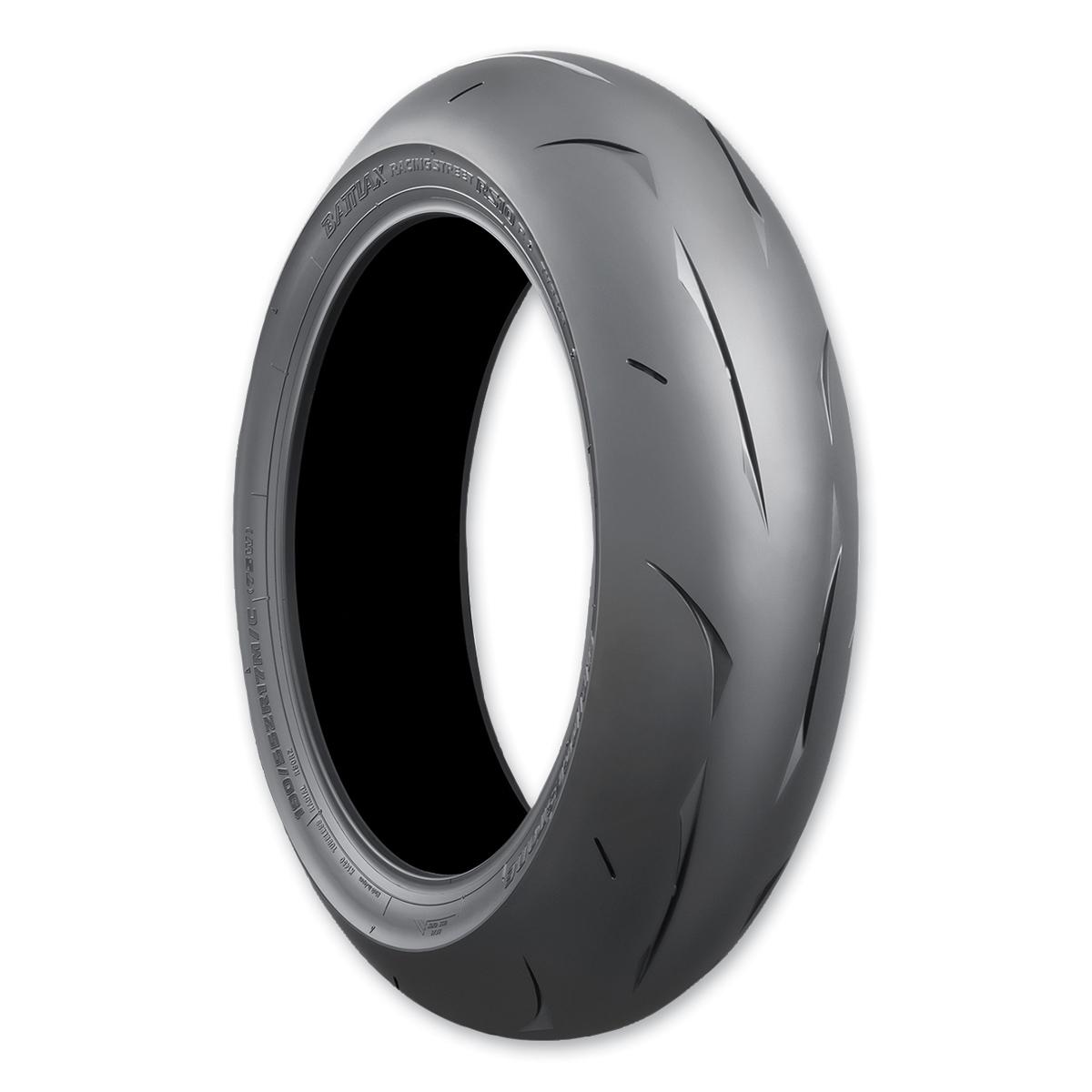 Bridgestone Battlax RS10-M 190/55ZR17 Rear Tire