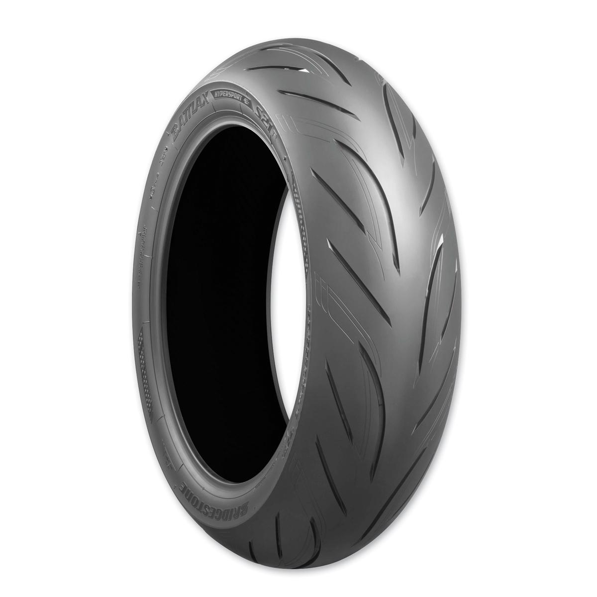 Bridgestone Battlax Hypersport S21-E 190/50ZR17 Rear Tire