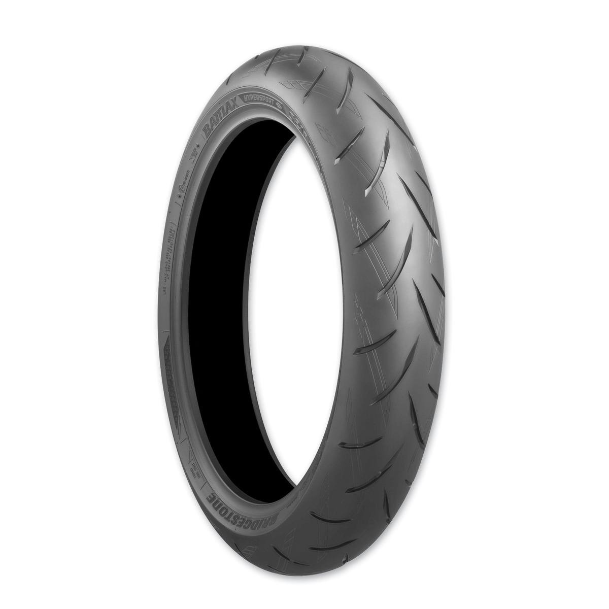 Bridgestone Battlax Hypersport S21-J 120/70ZR17 Front Tire