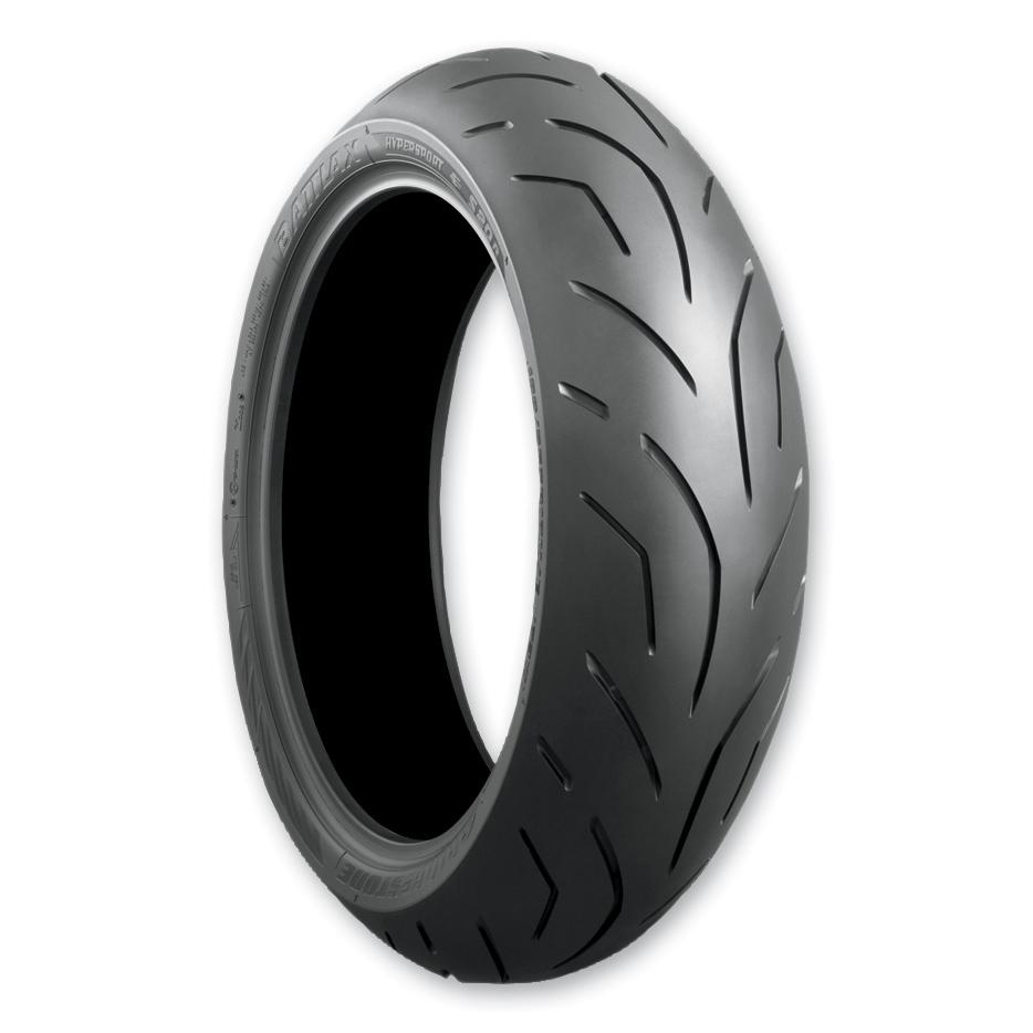 Bridgestone S20-F 120/70ZR17 Front Tire