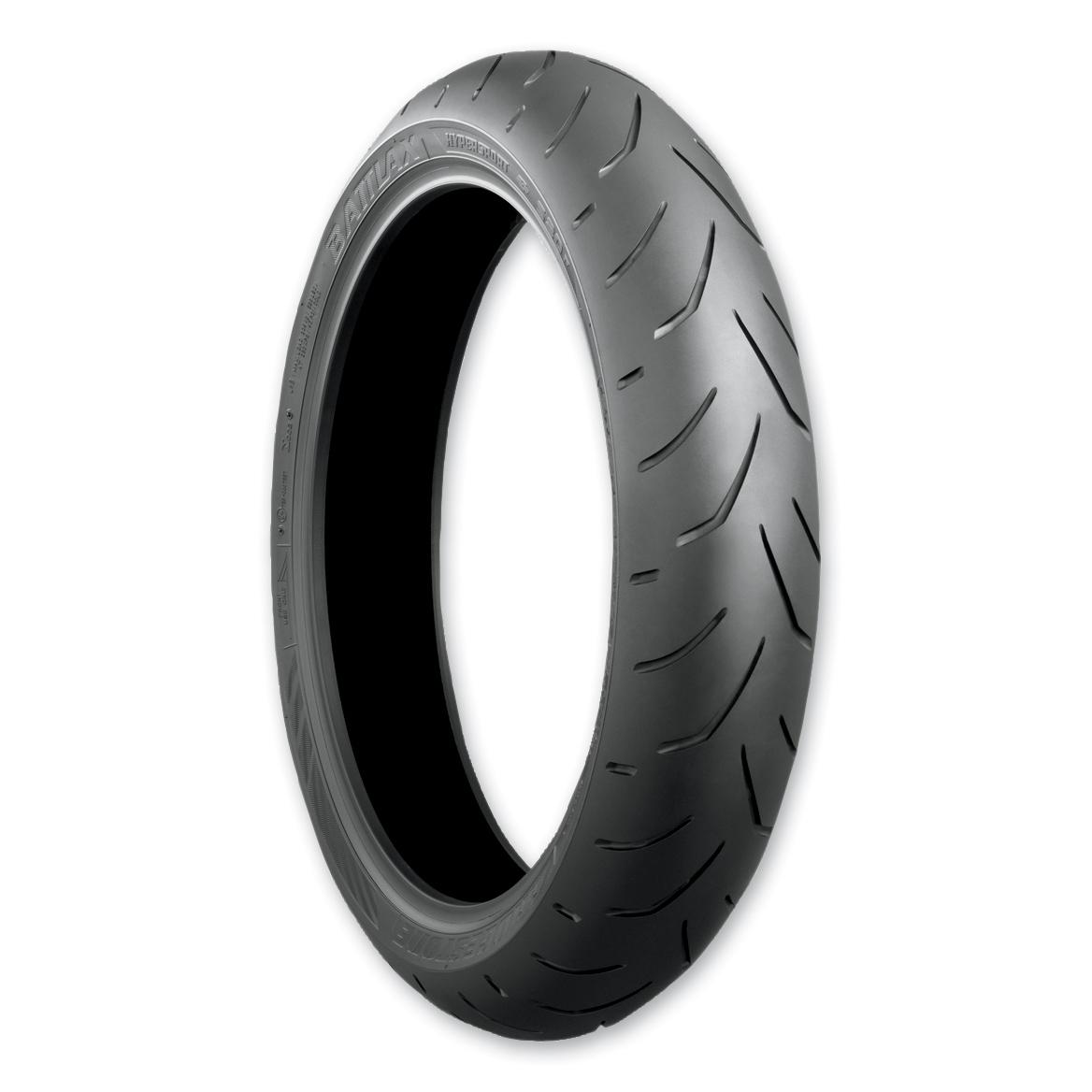Bridgestone S20-M 120/70ZR17 Front Tire
