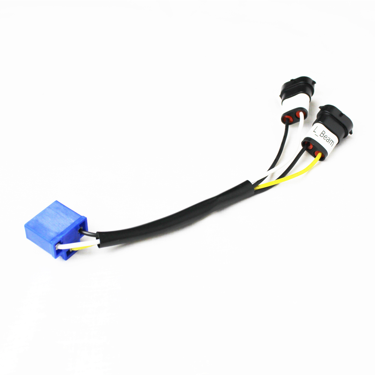 HogWorkz LED Headlight Wire Harness Adapter