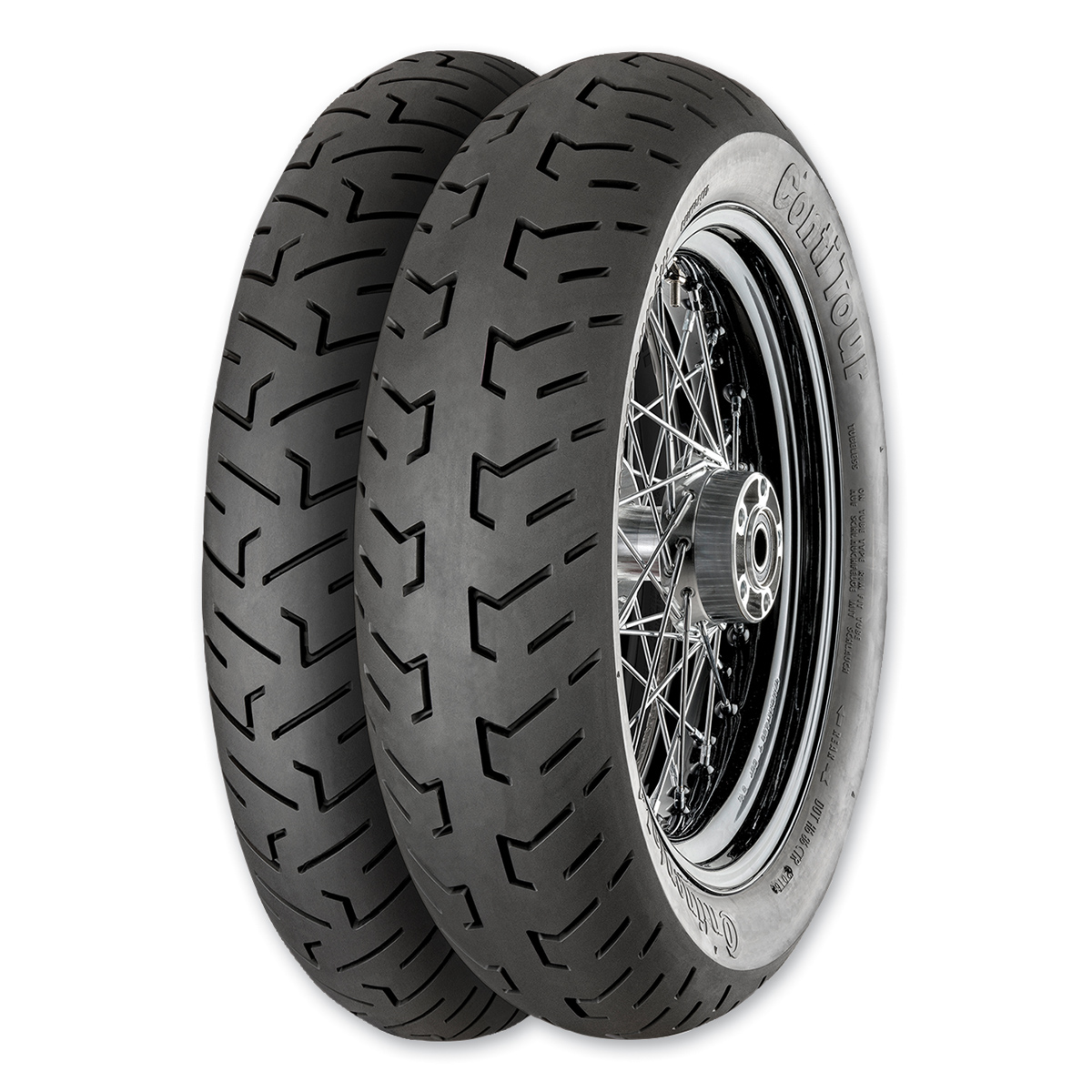 Continental Tour 130/80-17 Front Tire