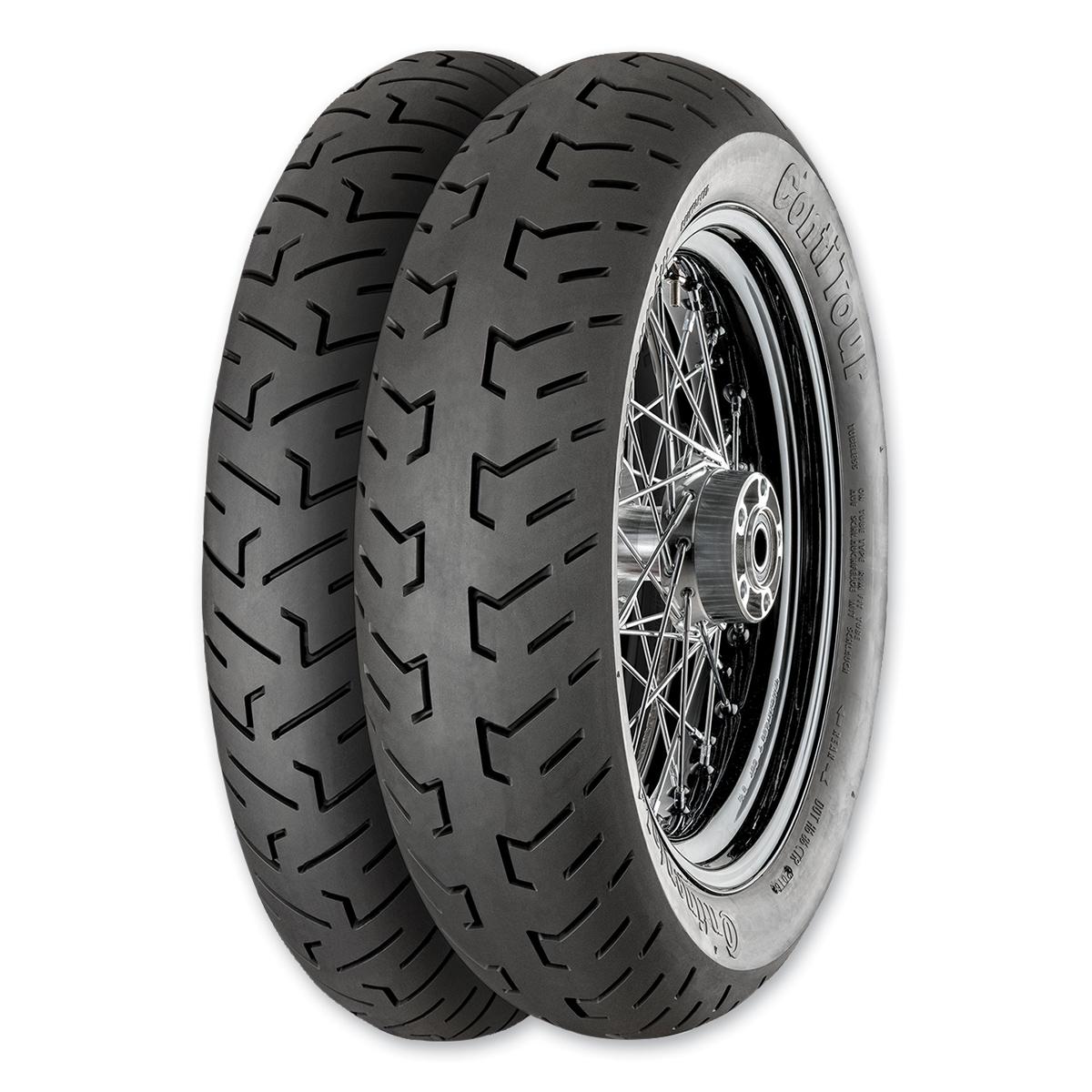 Continental Tour 180/65B16 Rear Tire
