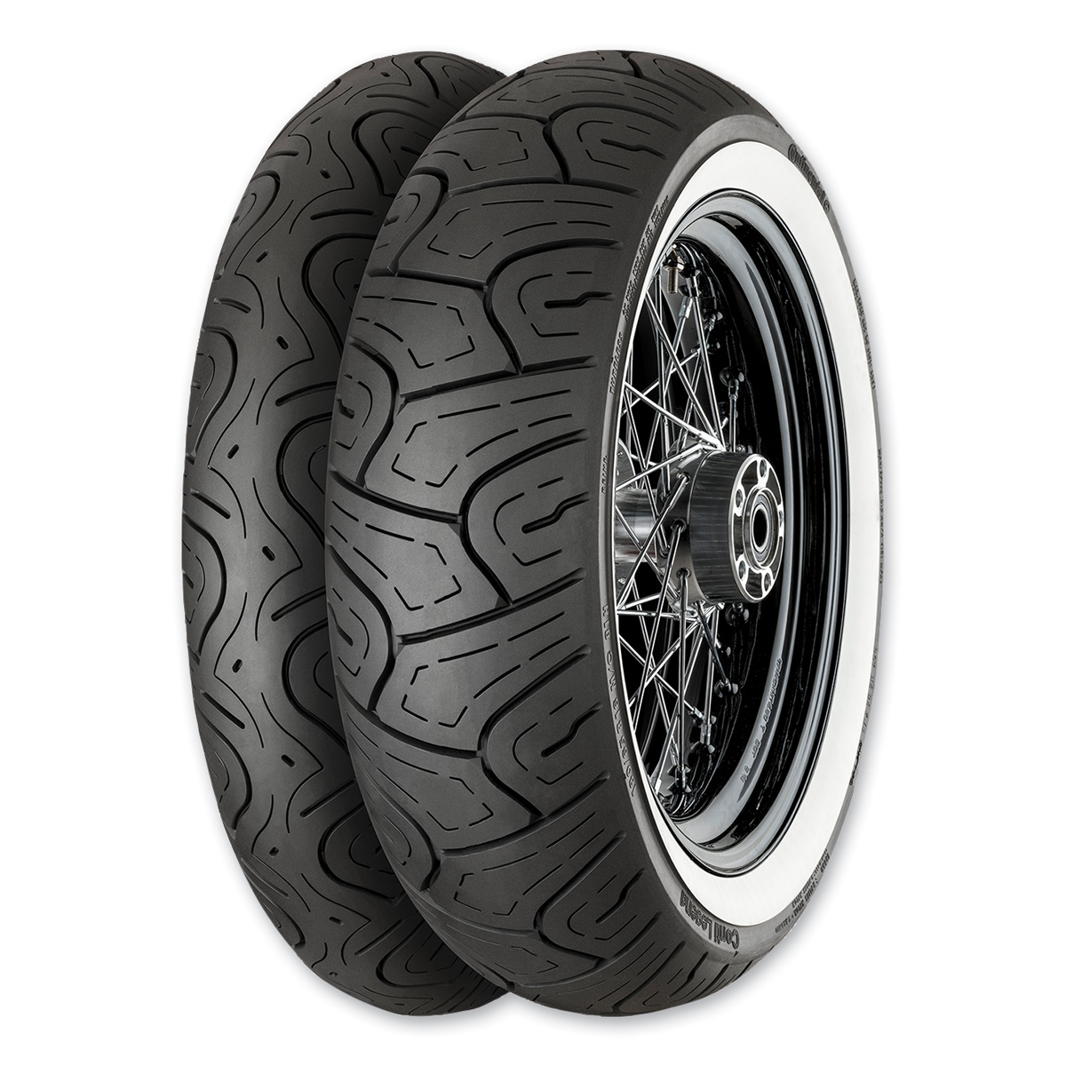 Continental Legend 130/80-17 WWW Front Tire