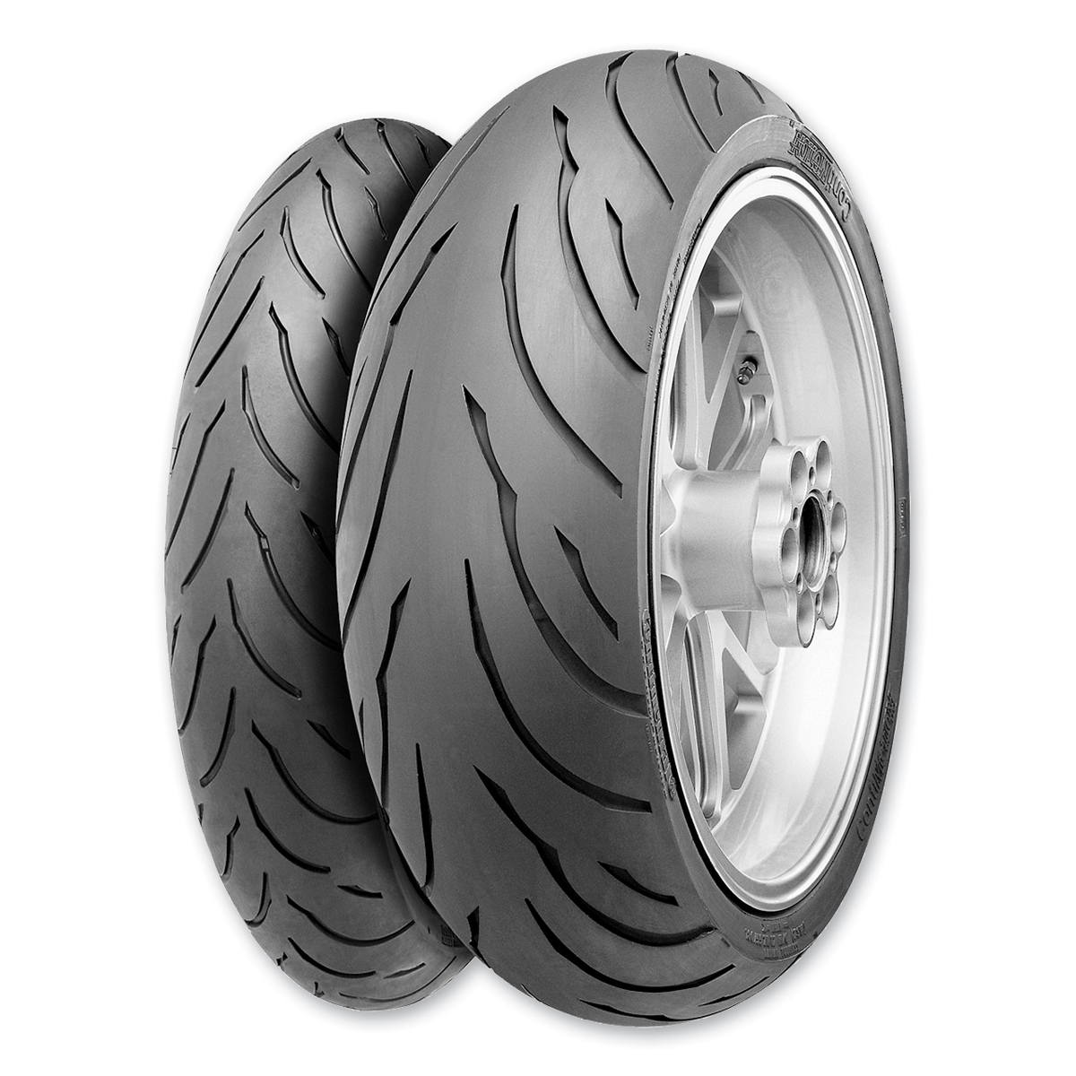 Continental Motion-Sport Touring 140/70ZR17 REAR Tire